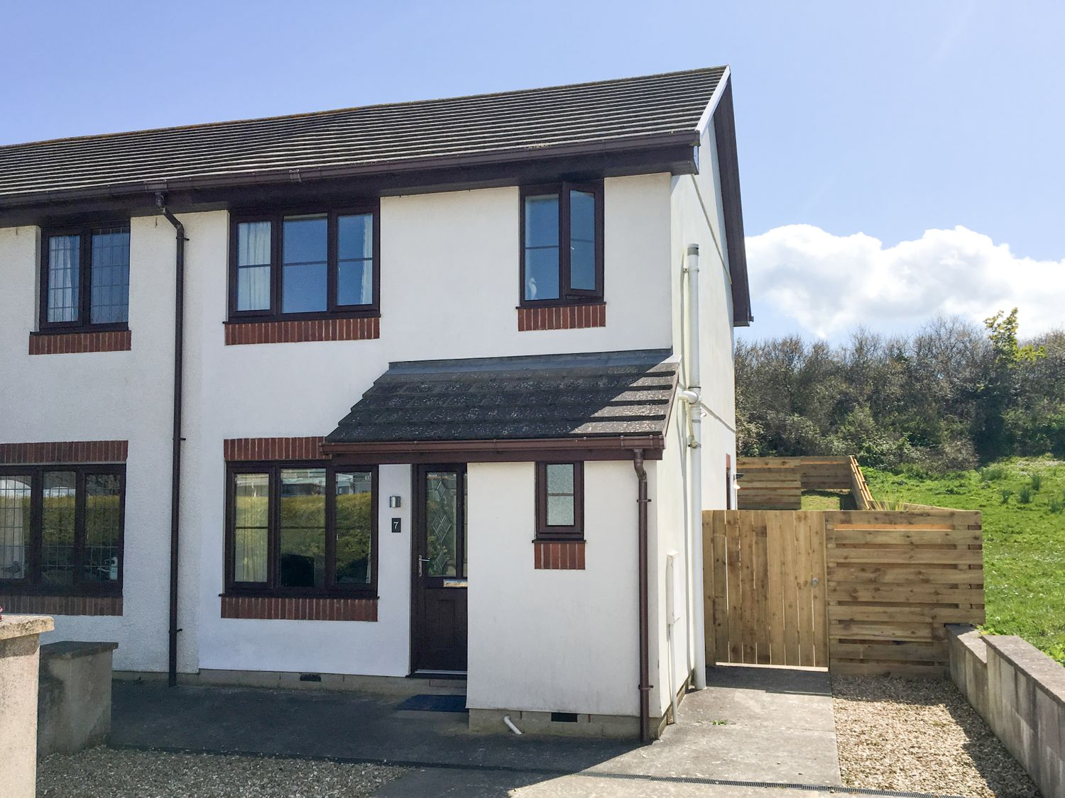 7 Harlyn Cottages - Cornwall - 955498 - photo 1