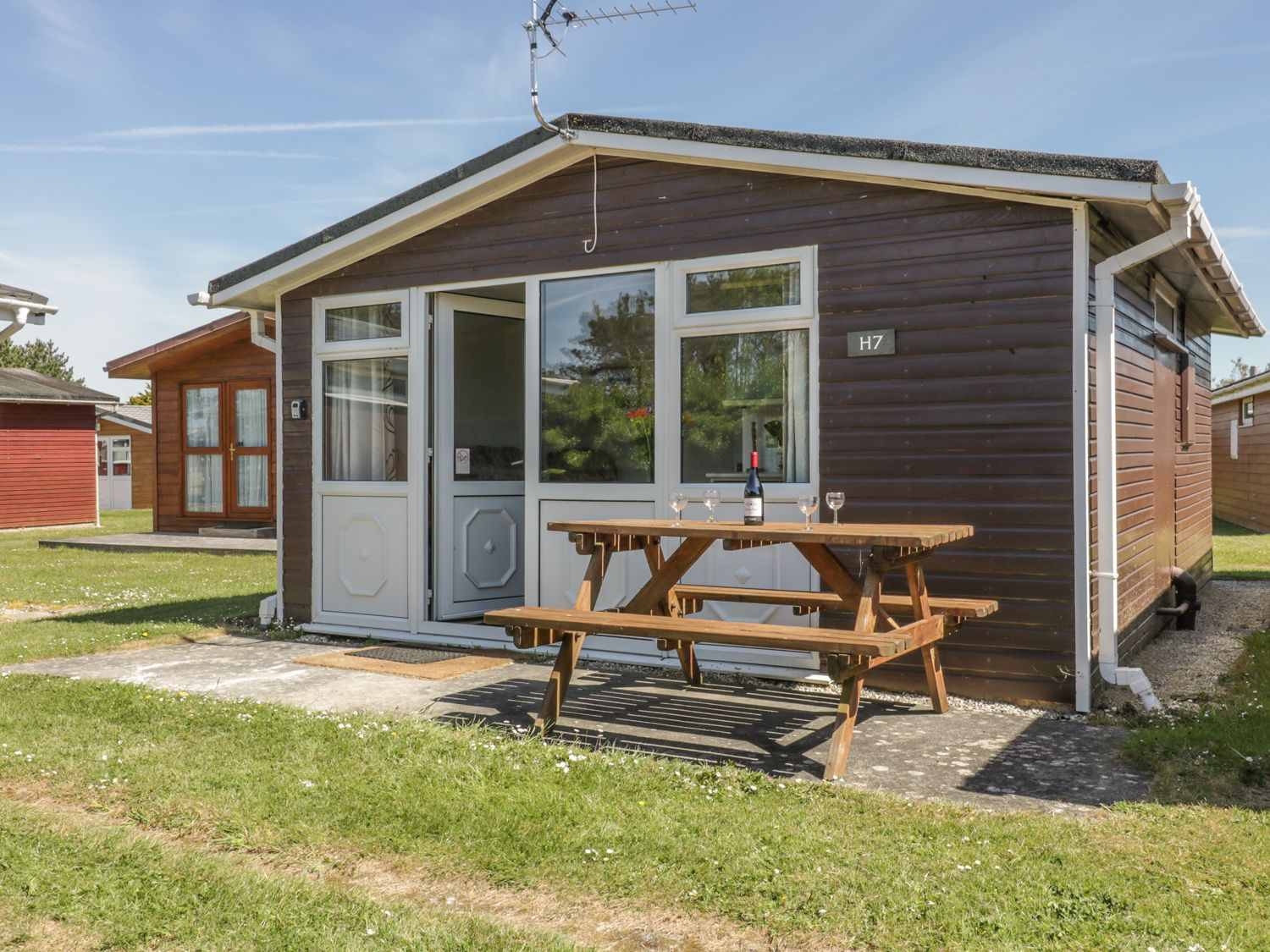 Chalet H7 - Cornwall - 955709 - photo 1