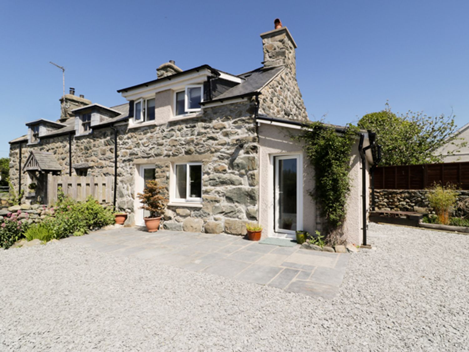 2 Borthwen Cottages - North Wales - 955996 - photo 1