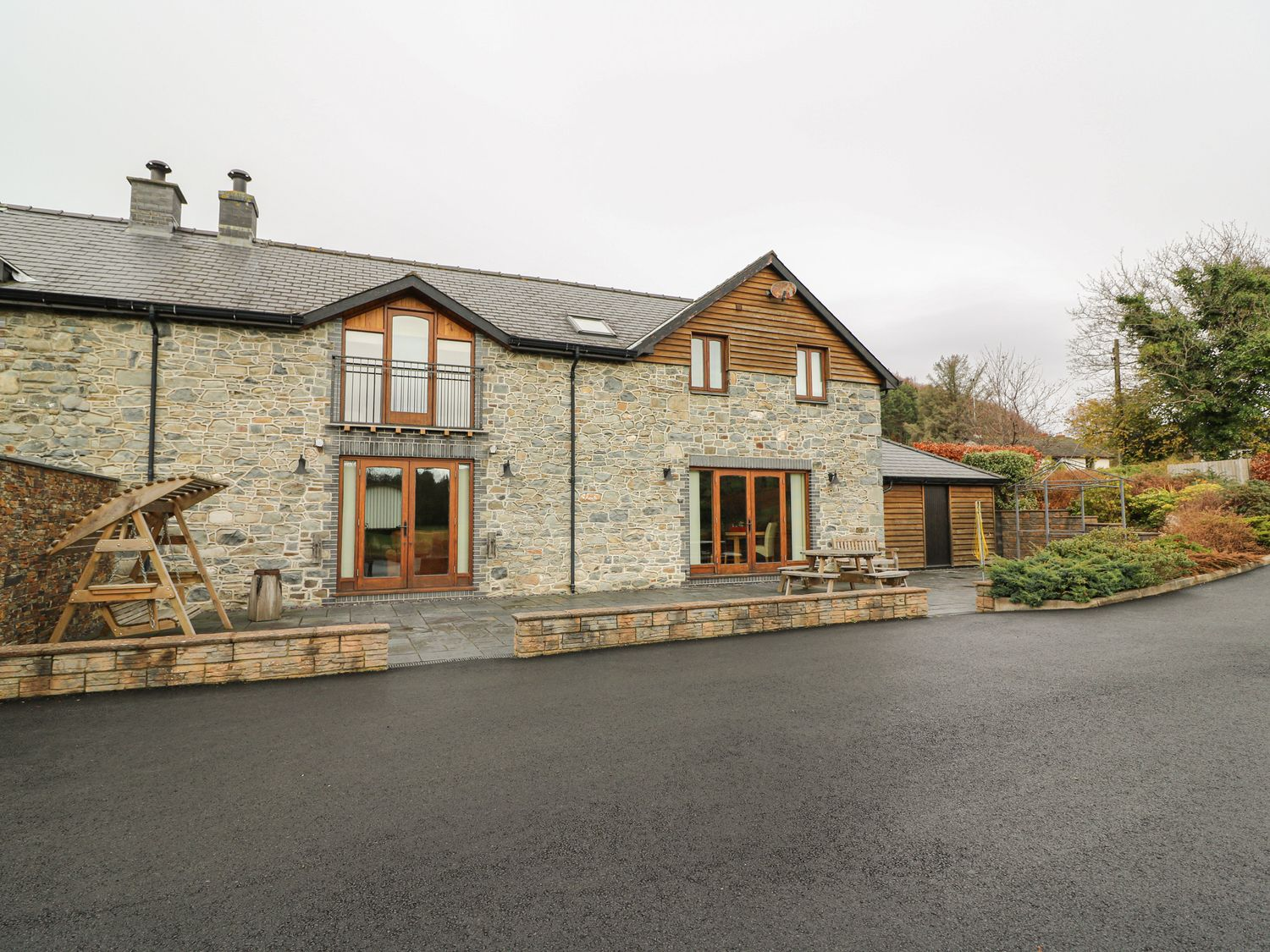 Yr Hen Ty Coets - Mid Wales - 956303 - photo 1