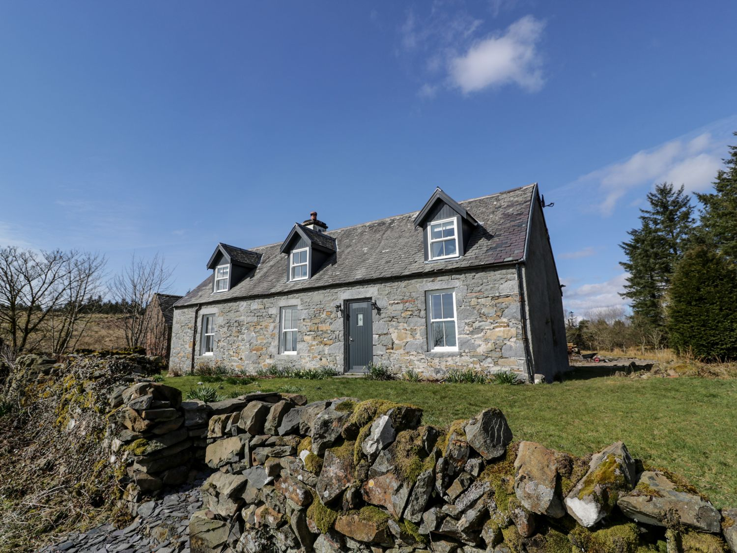 Corrafeckloch Forest Cottages - Scottish Lowlands - 957390 - photo 1
