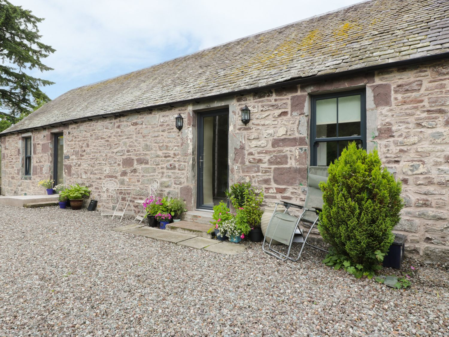 The Garden Cottage, near Dunblane