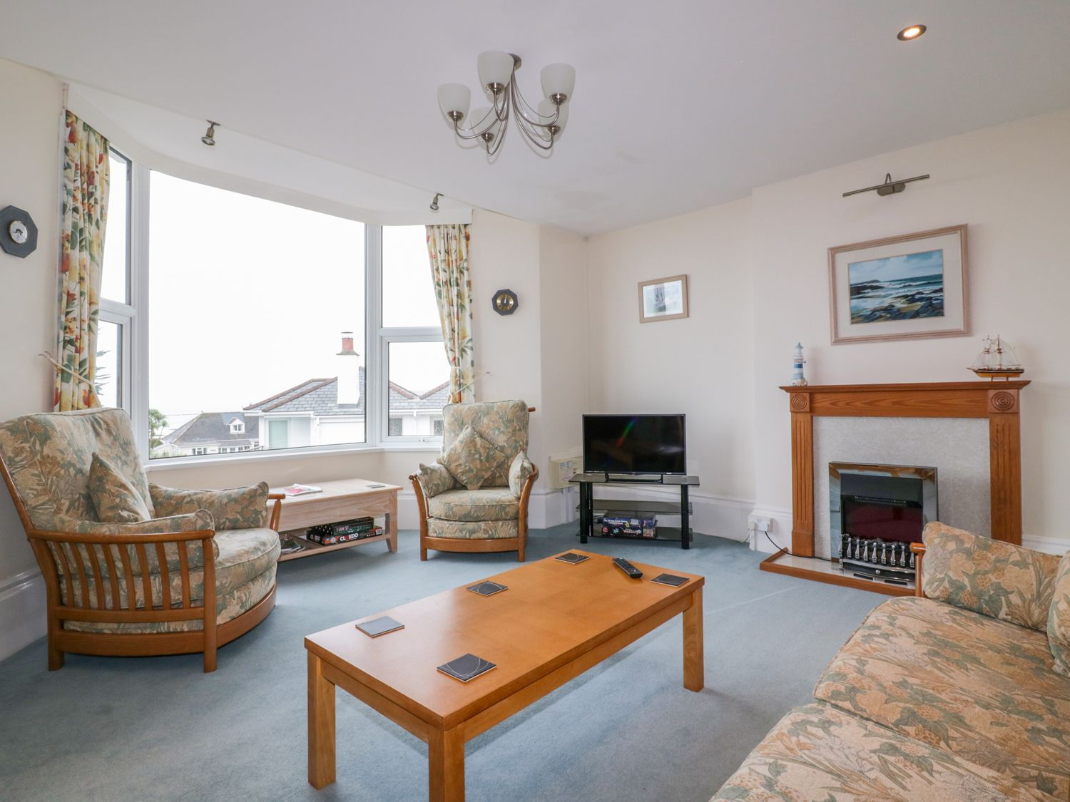 Yellow Sands Apartment 4 - Cornwall - 957907 - photo 1