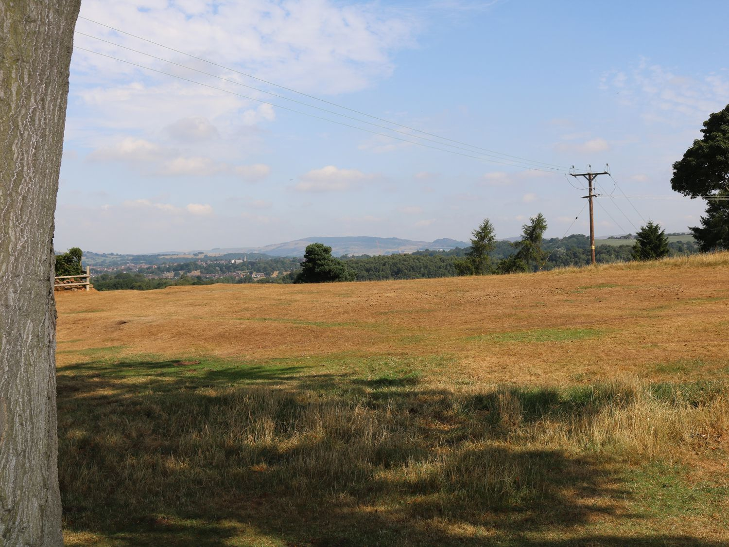 Roaches View, Cheddleton