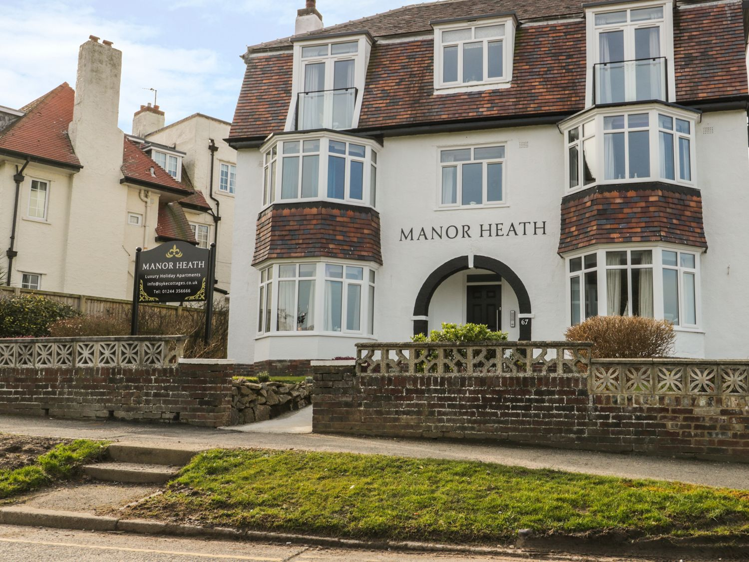 Manor Heath Apartment 3 - Whitby & North Yorkshire - 958918 - photo 1