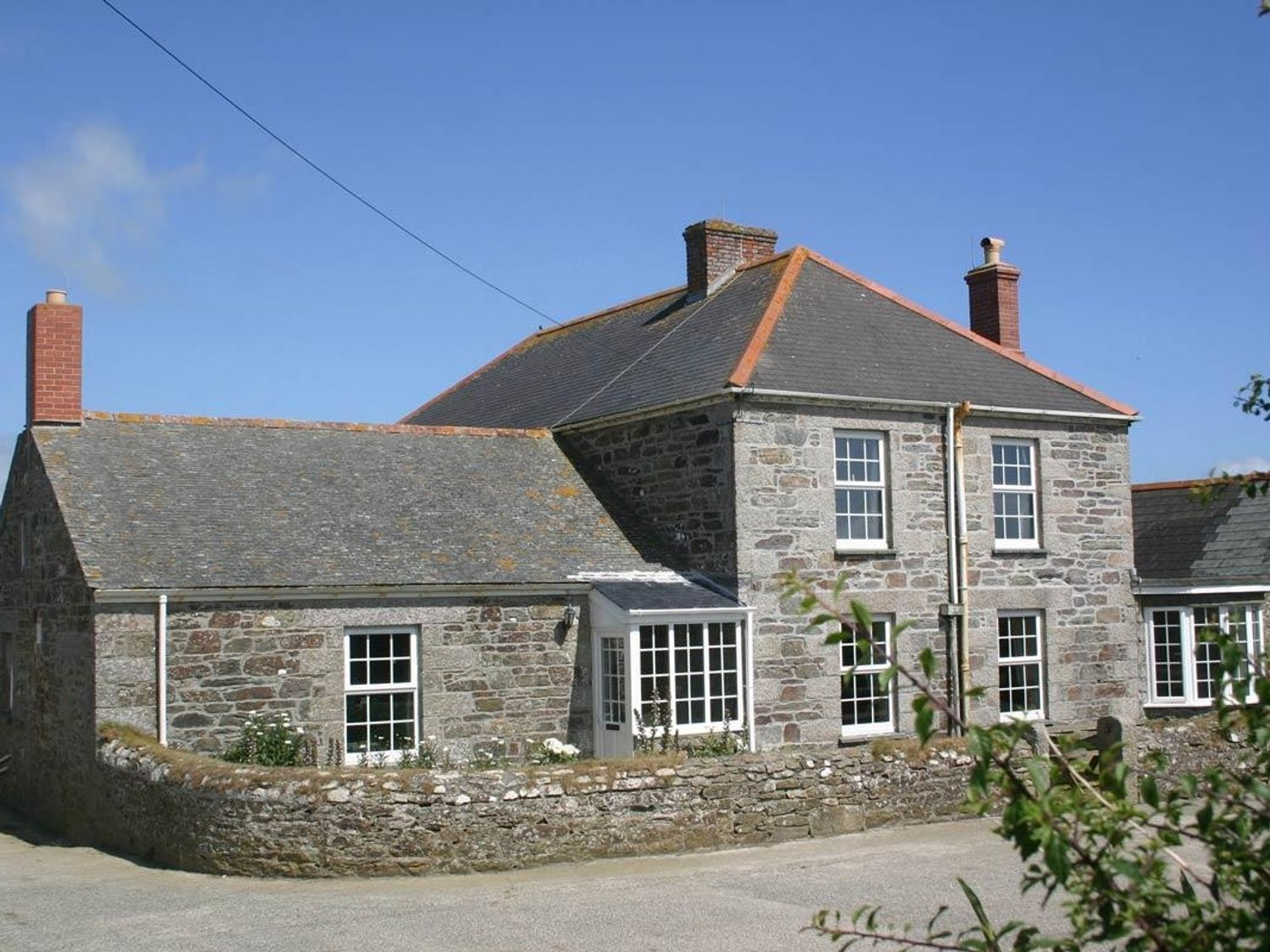 Hingey FarmHouse - Cornwall - 959140 - photo 1