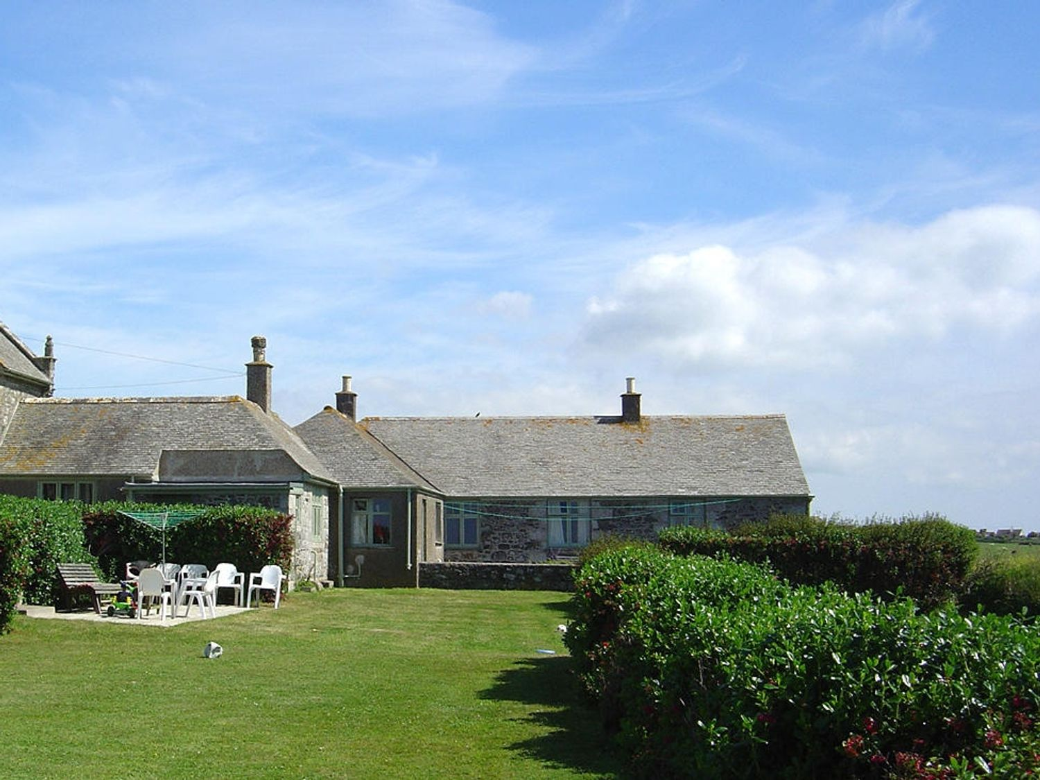 Parc An Castle Cottage - Cornwall - 959147 - photo 1