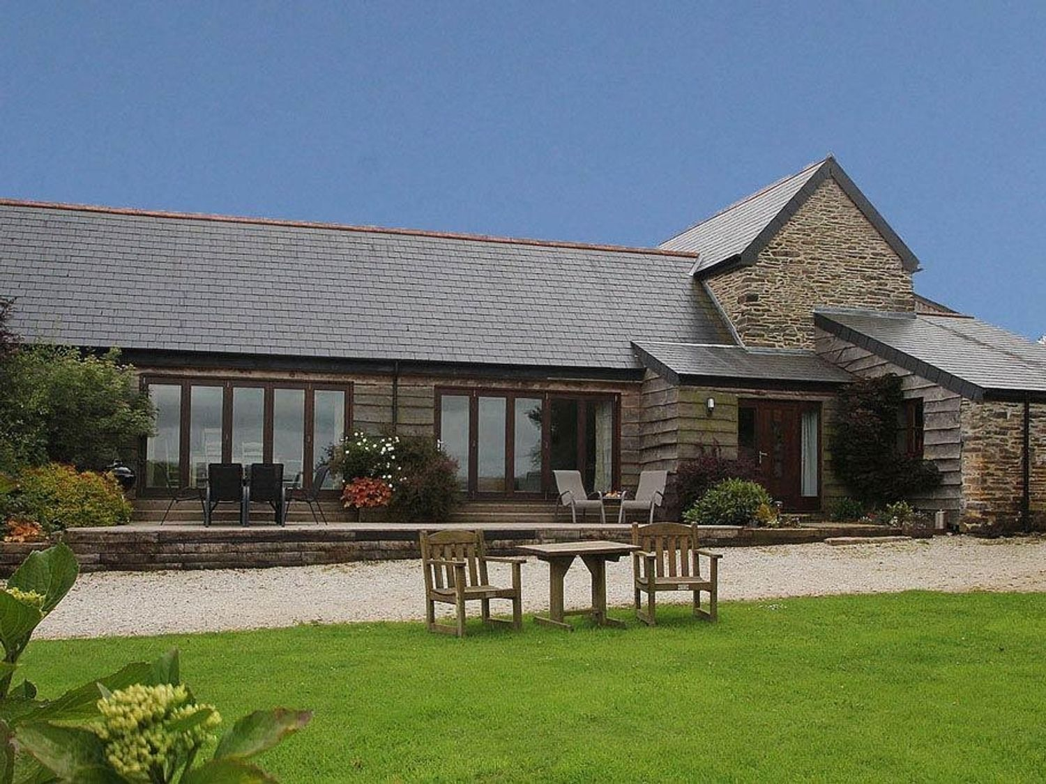 Cedar Lodge - Cornwall - 959307 - photo 1