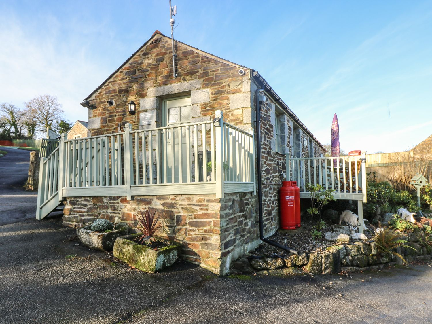 Phoenix Cottage - Cornwall - 959677 - photo 1