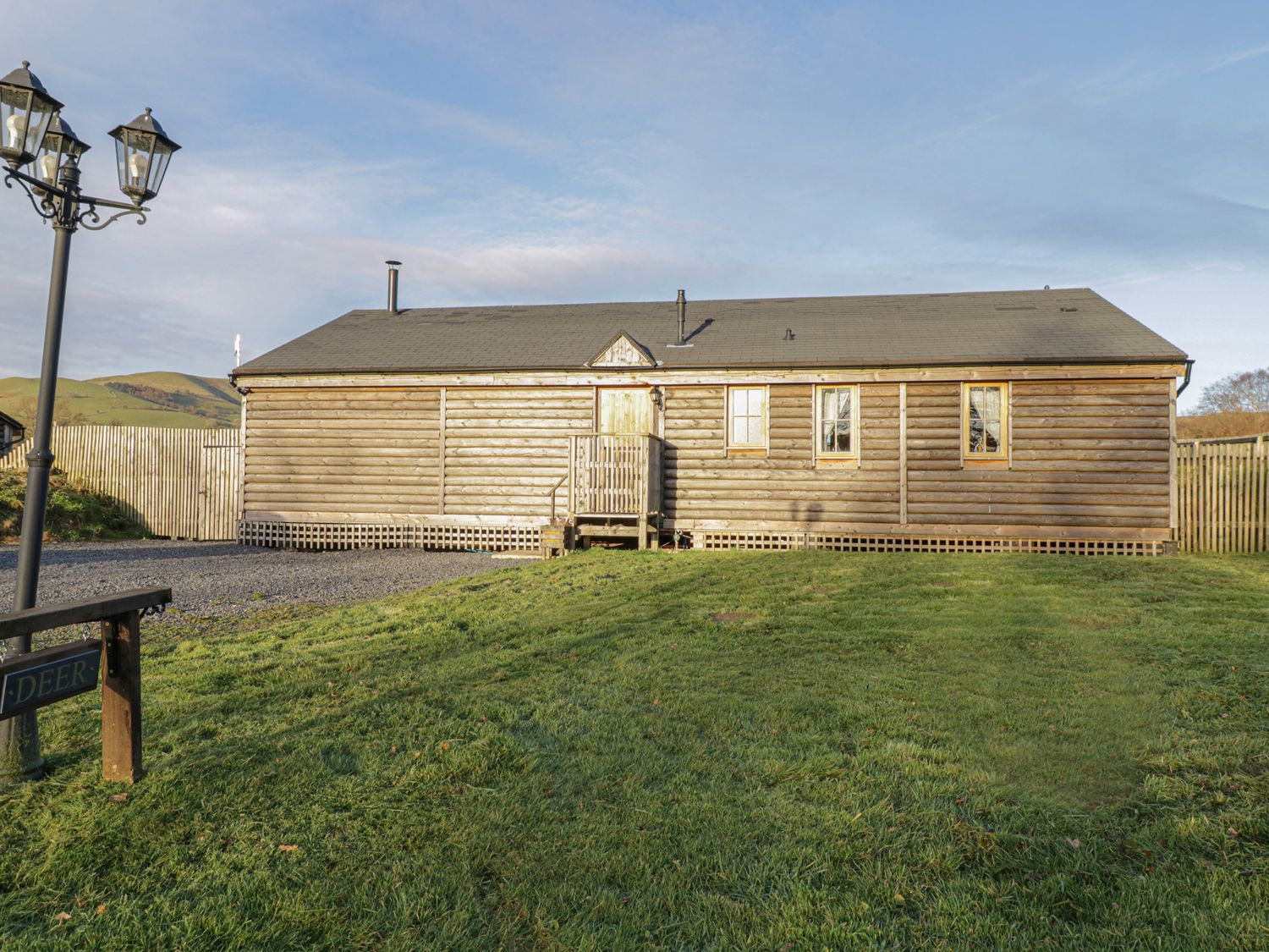 Caban Ceirw (Deer Cabin) - Mid Wales - 960935 - photo 1