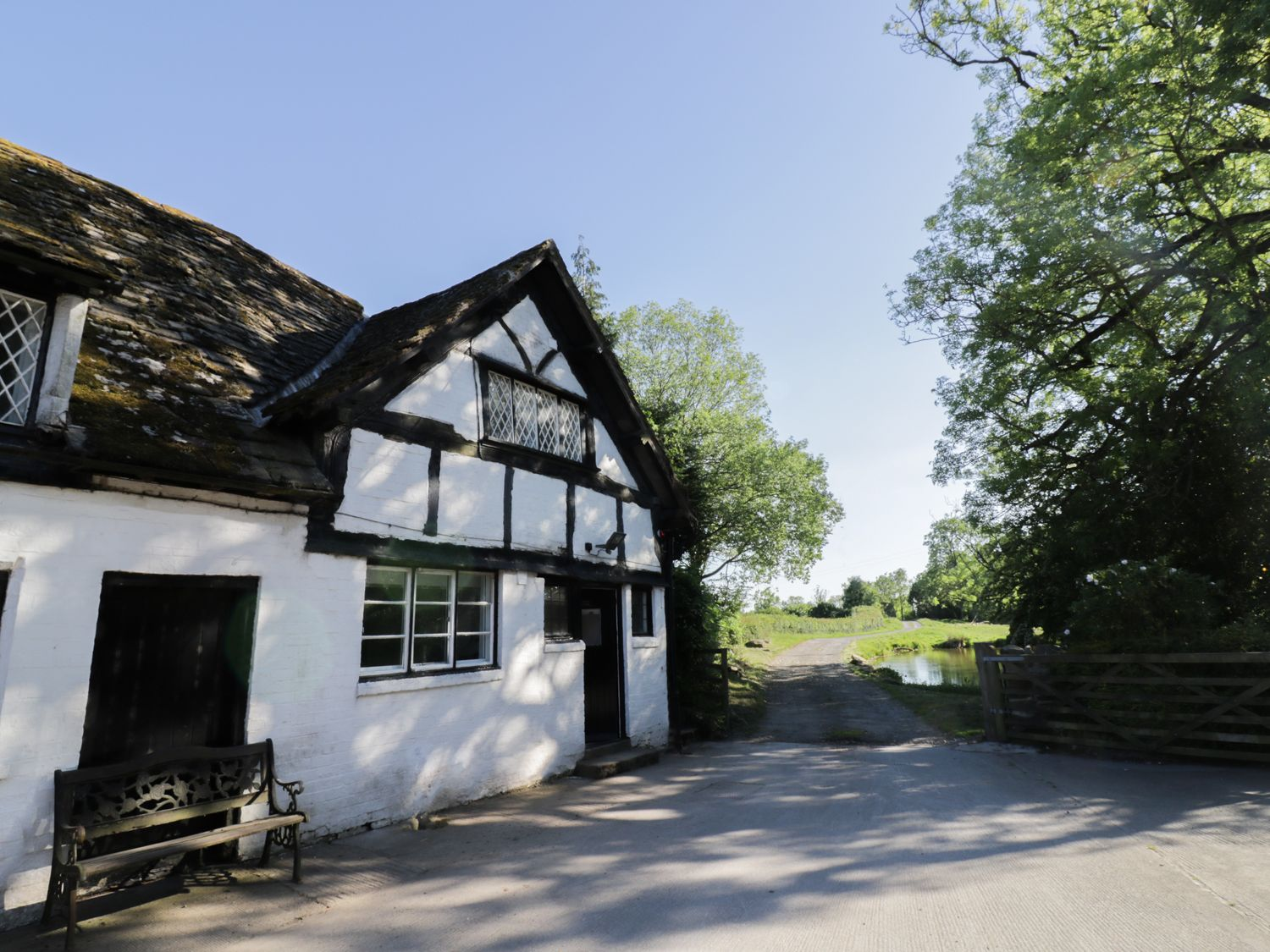 Fern Hall Cottage - Herefordshire - 961199 - photo 1