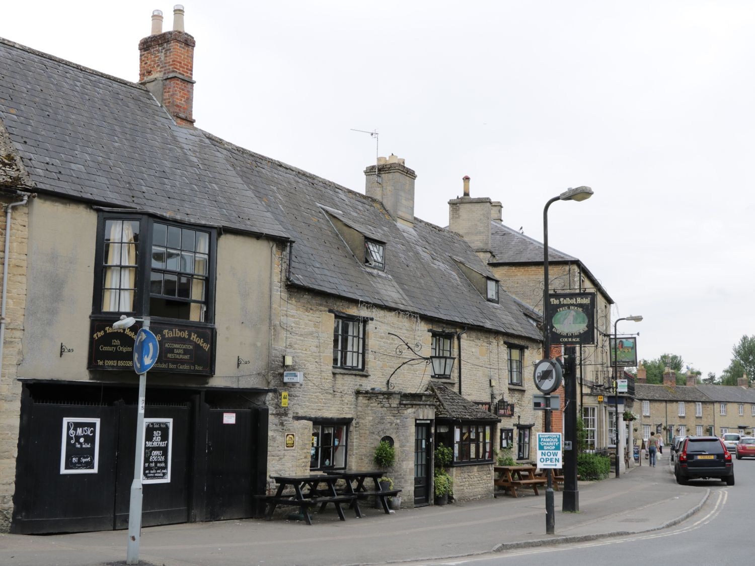 The Lodge, Bampton.