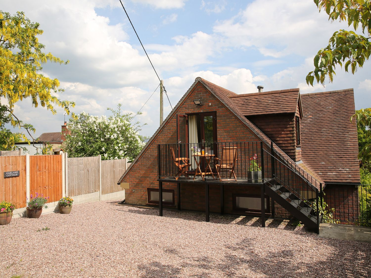 Oakland Cottage - Shropshire - 961681 - photo 1