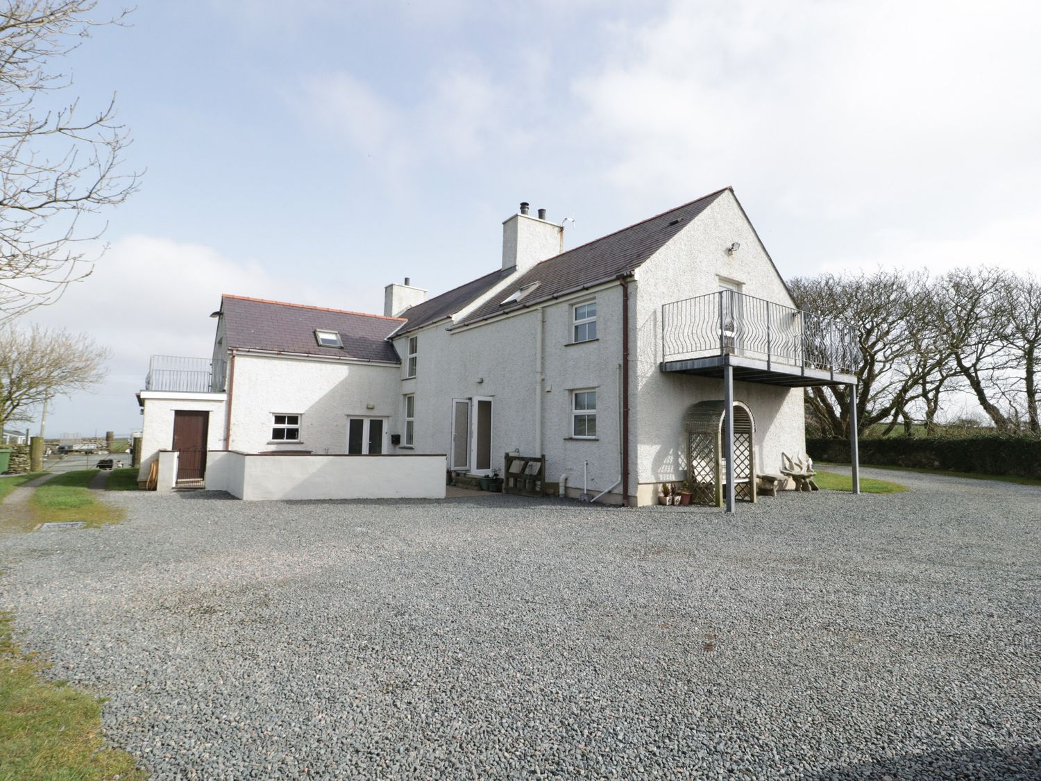Bodegri Cottage - Anglesey - 961817 - photo 1