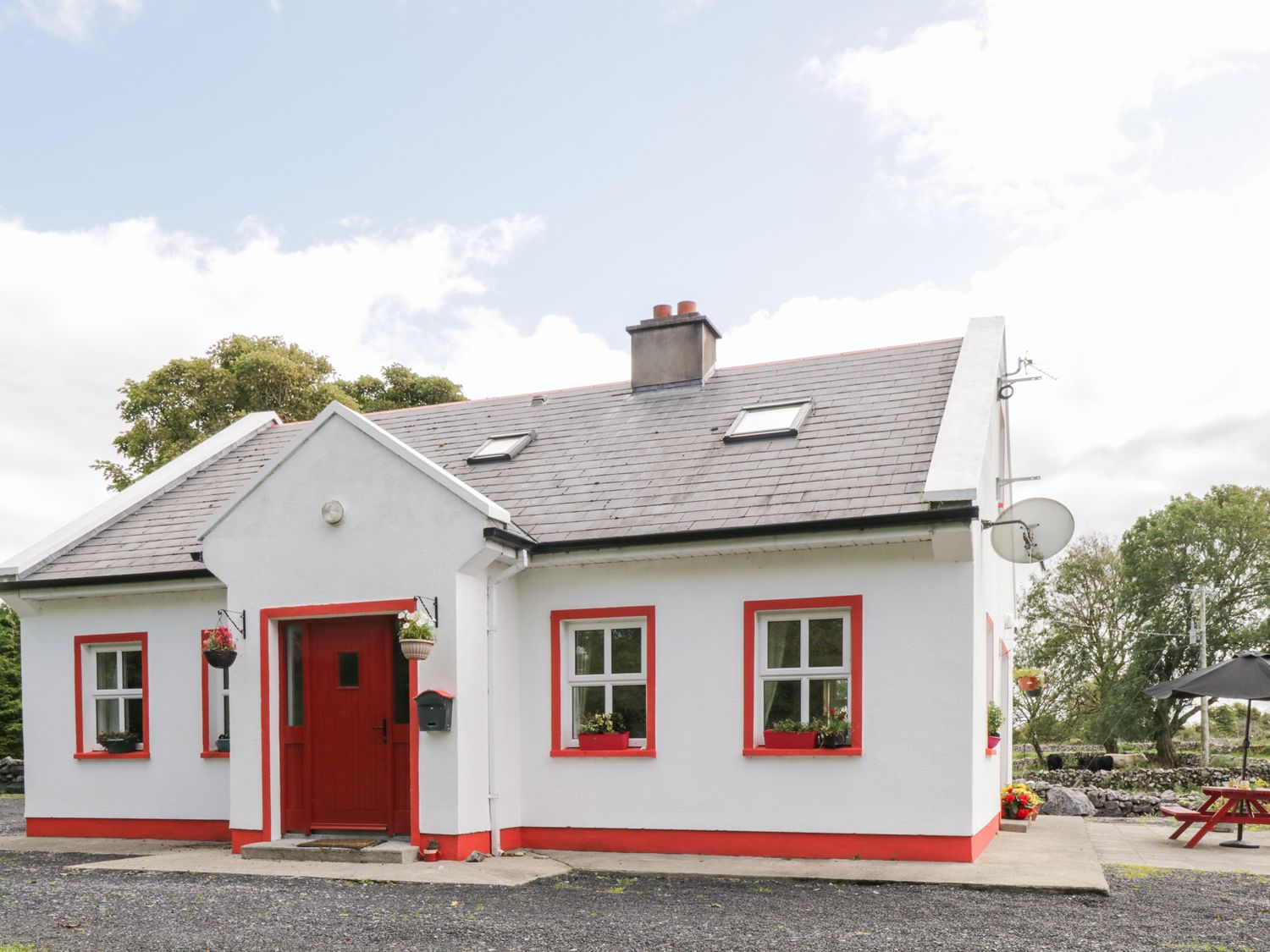 Lough Mask Road Fishing Cottage - Westport & County Mayo - 962060 - photo 1
