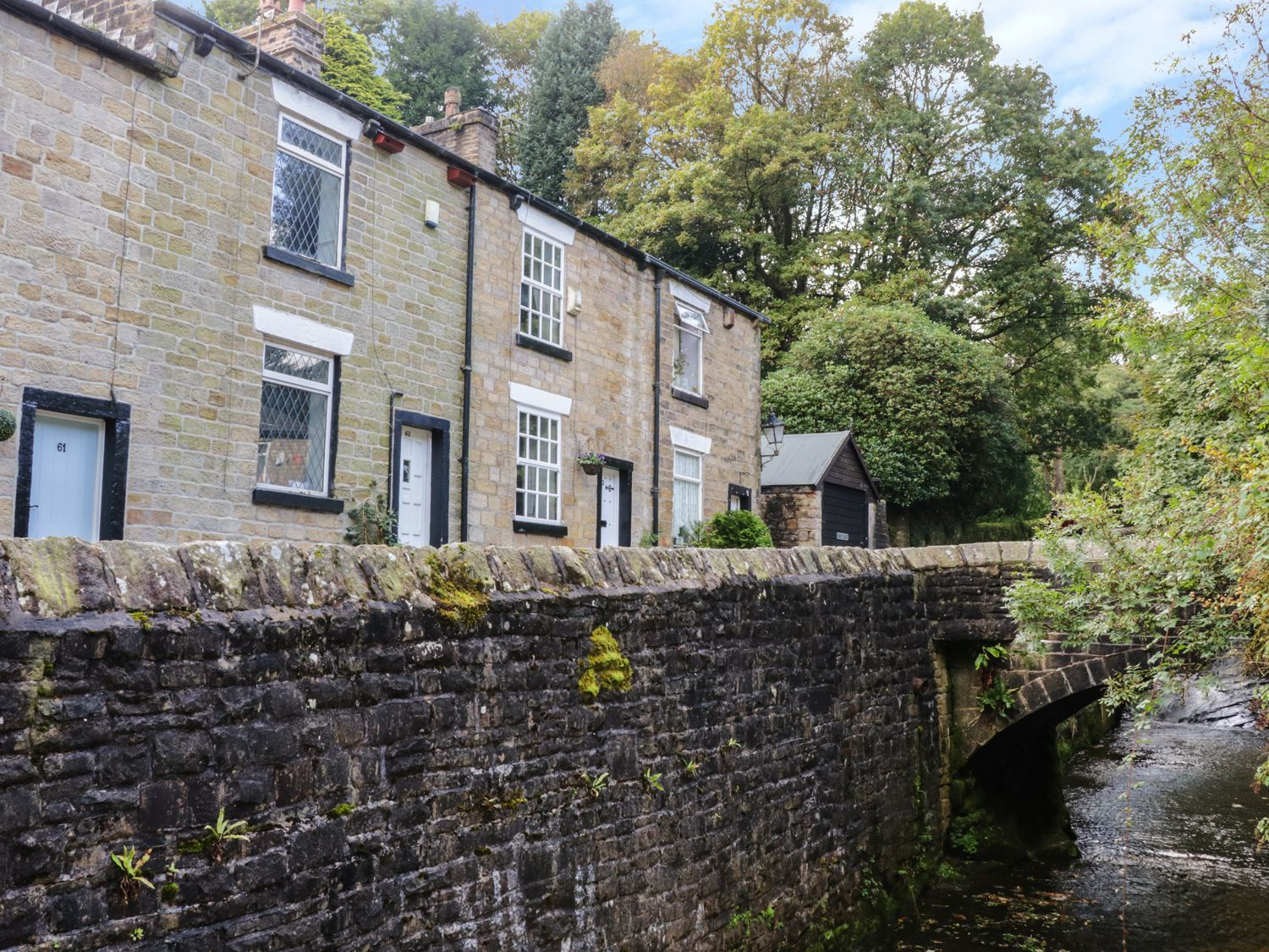 Brook Fall Cottage - Peak District - 962332 - photo 1