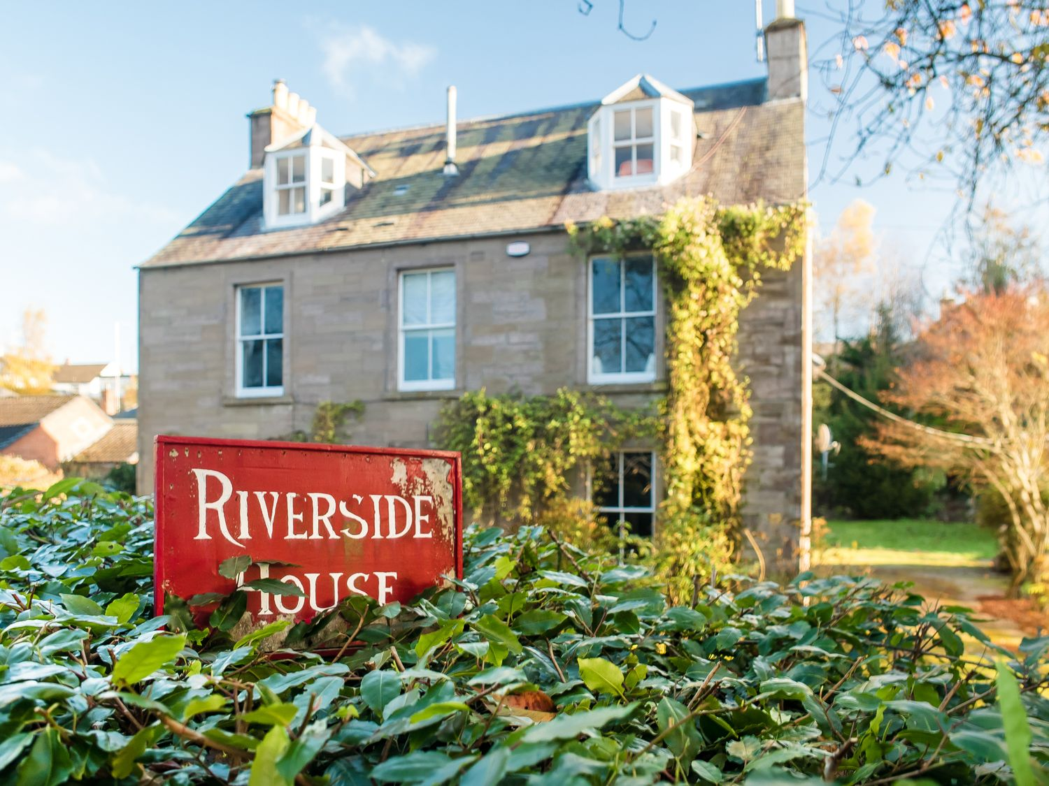 Riverside House - Scottish Lowlands - 962604 - photo 1