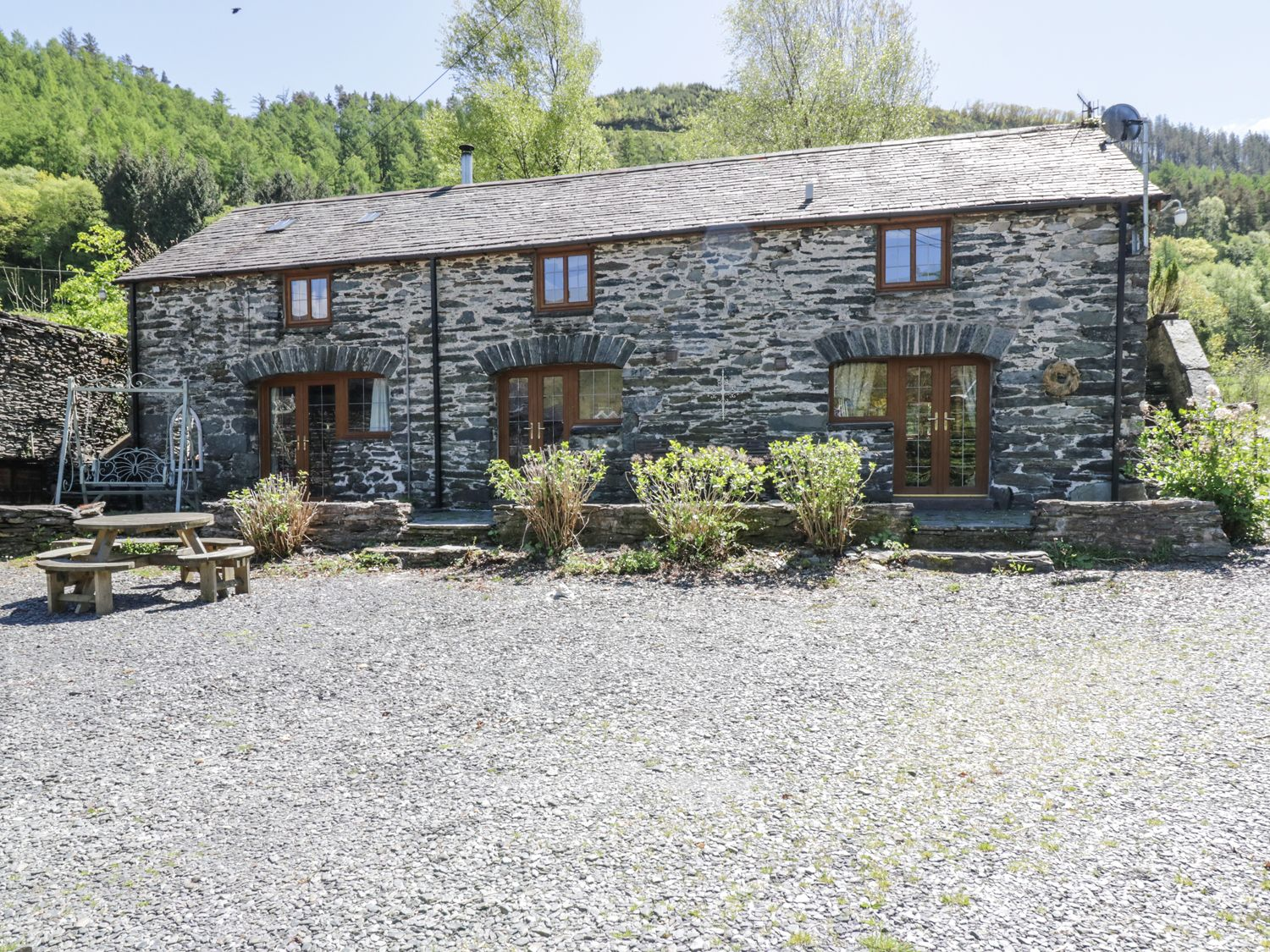Hendre House Barn - North Wales - 962786 - photo 1