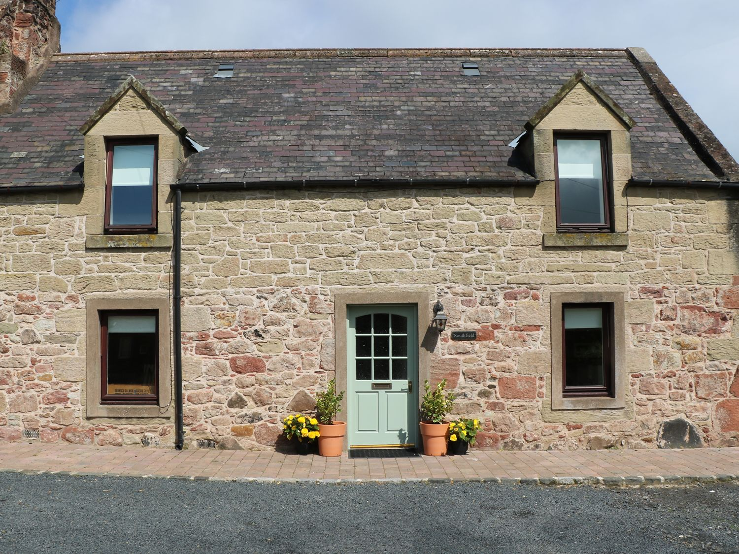 Southfield Cottage - Scottish Lowlands - 962915 - photo 1