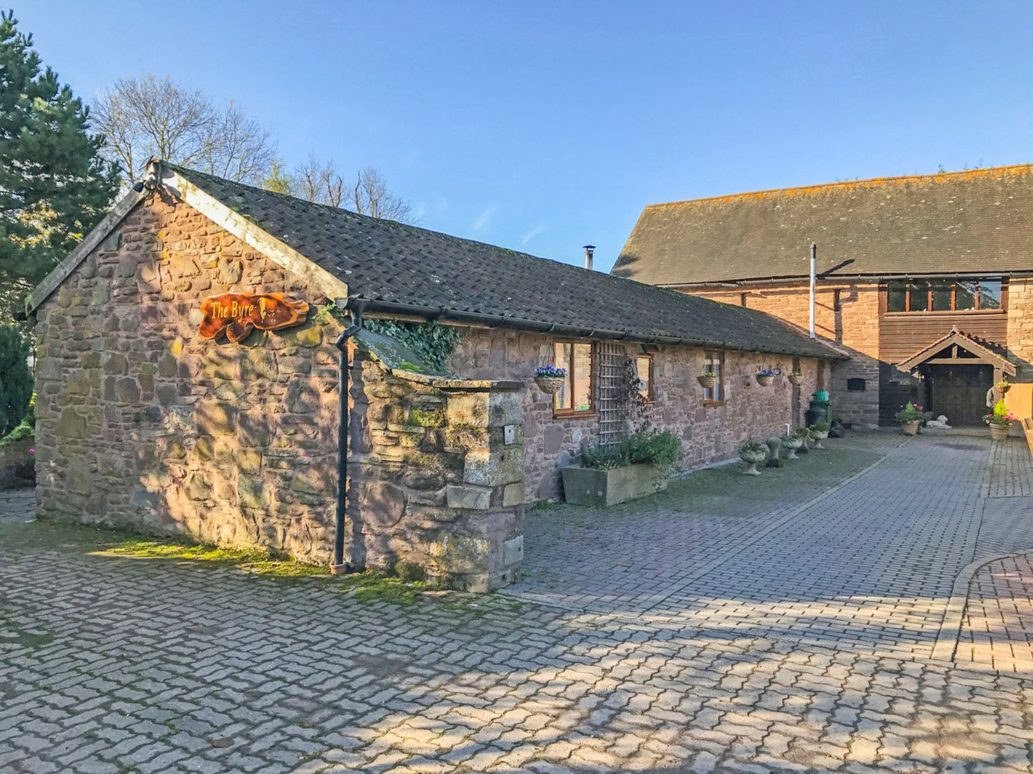 The Byre - Herefordshire - 962931 - photo 1
