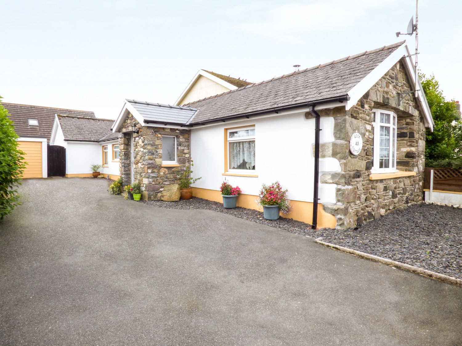 Rock Cottage - South Wales - 963741 - photo 1