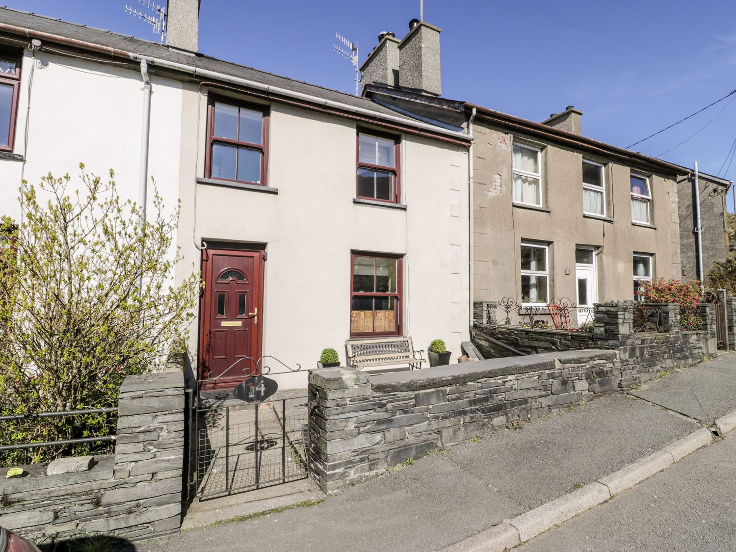Miners Cottage - North Wales - 963970 - photo 1