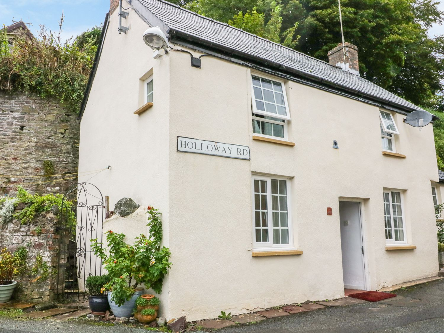 Firemark Cottage - South Wales - 964551 - photo 1