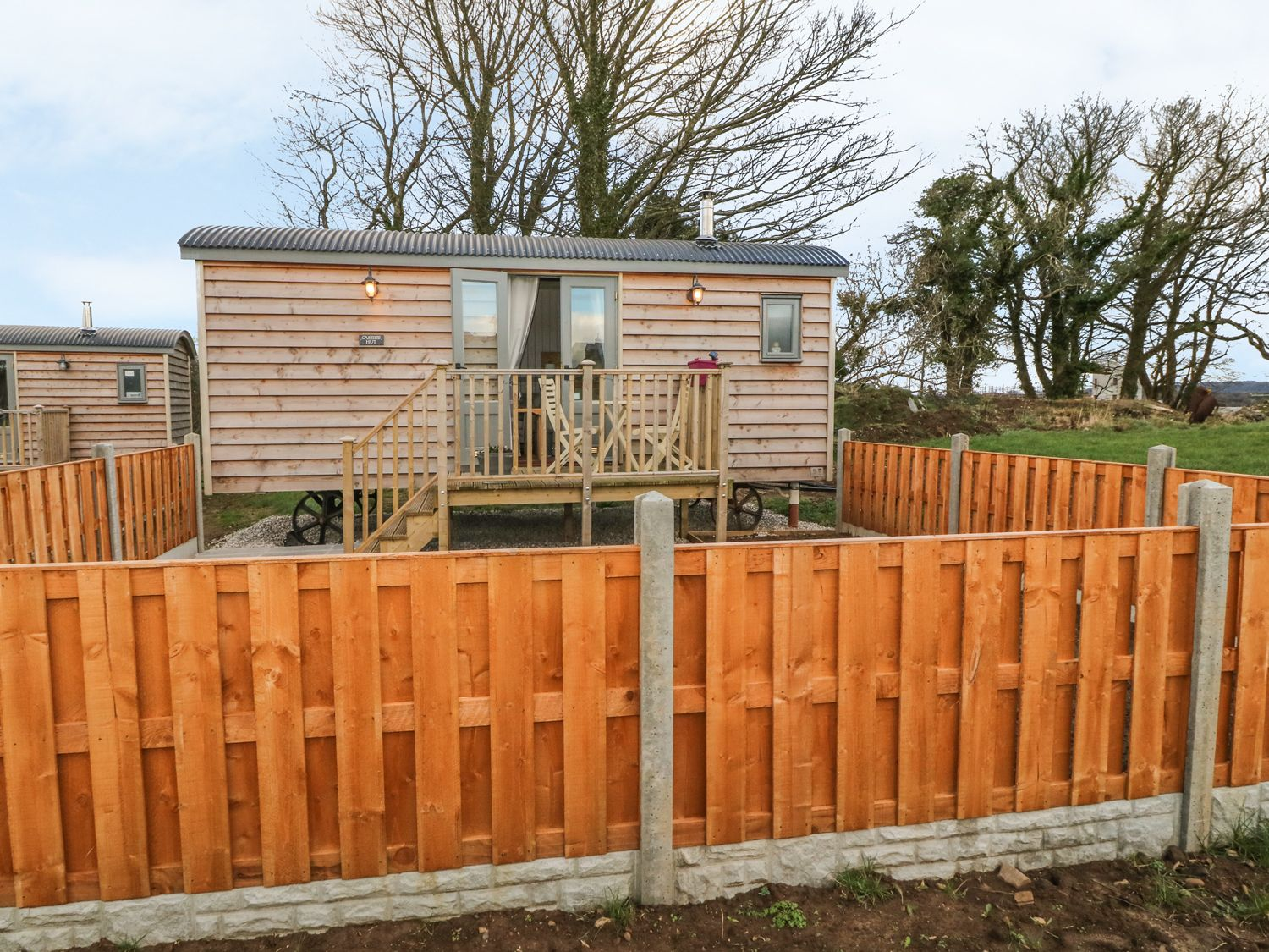 Cassie's Shepherd's Hut - Anglesey - 965877 - photo 1