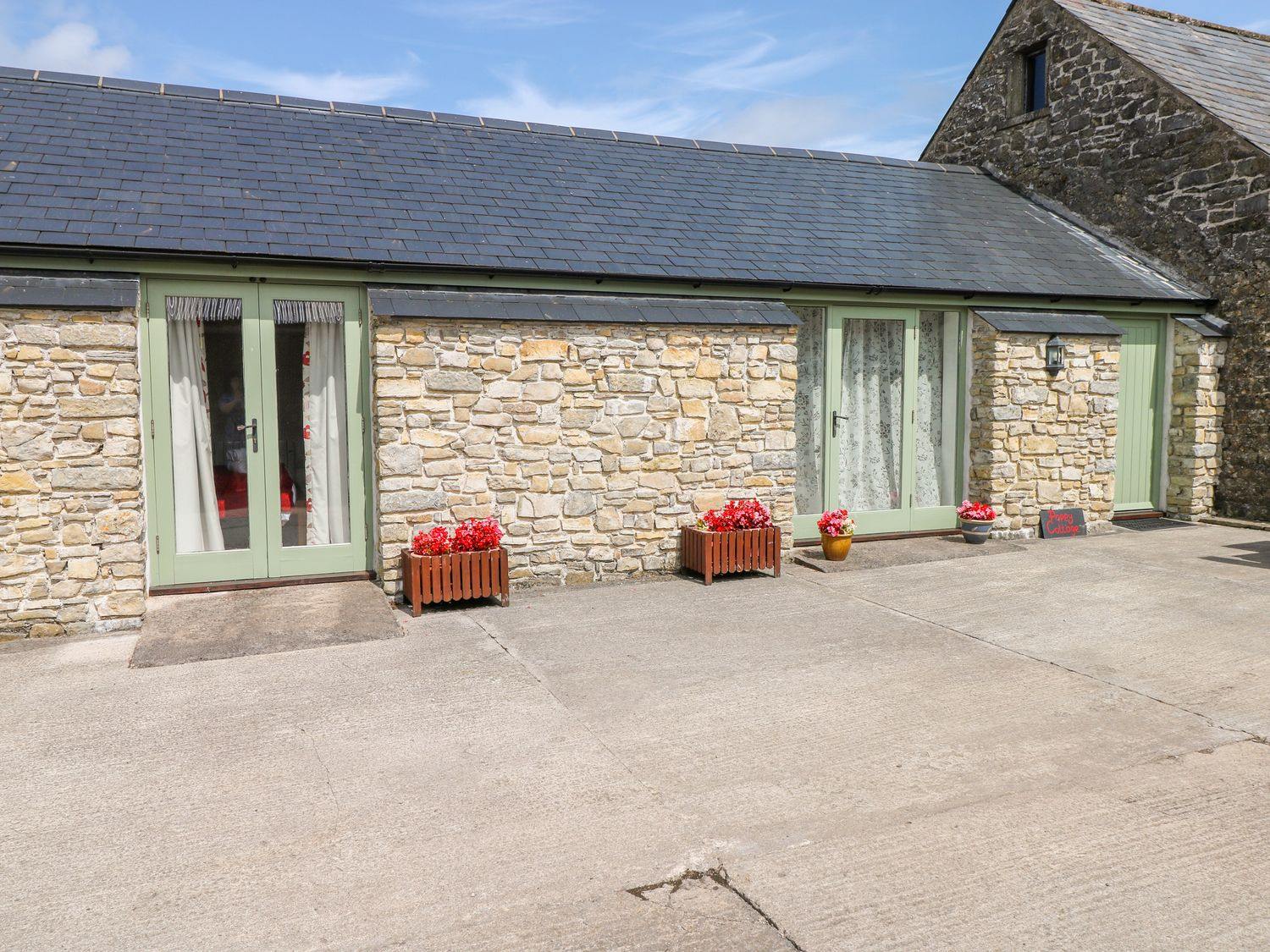 Poppy Cottage - South Wales - 965916 - photo 1
