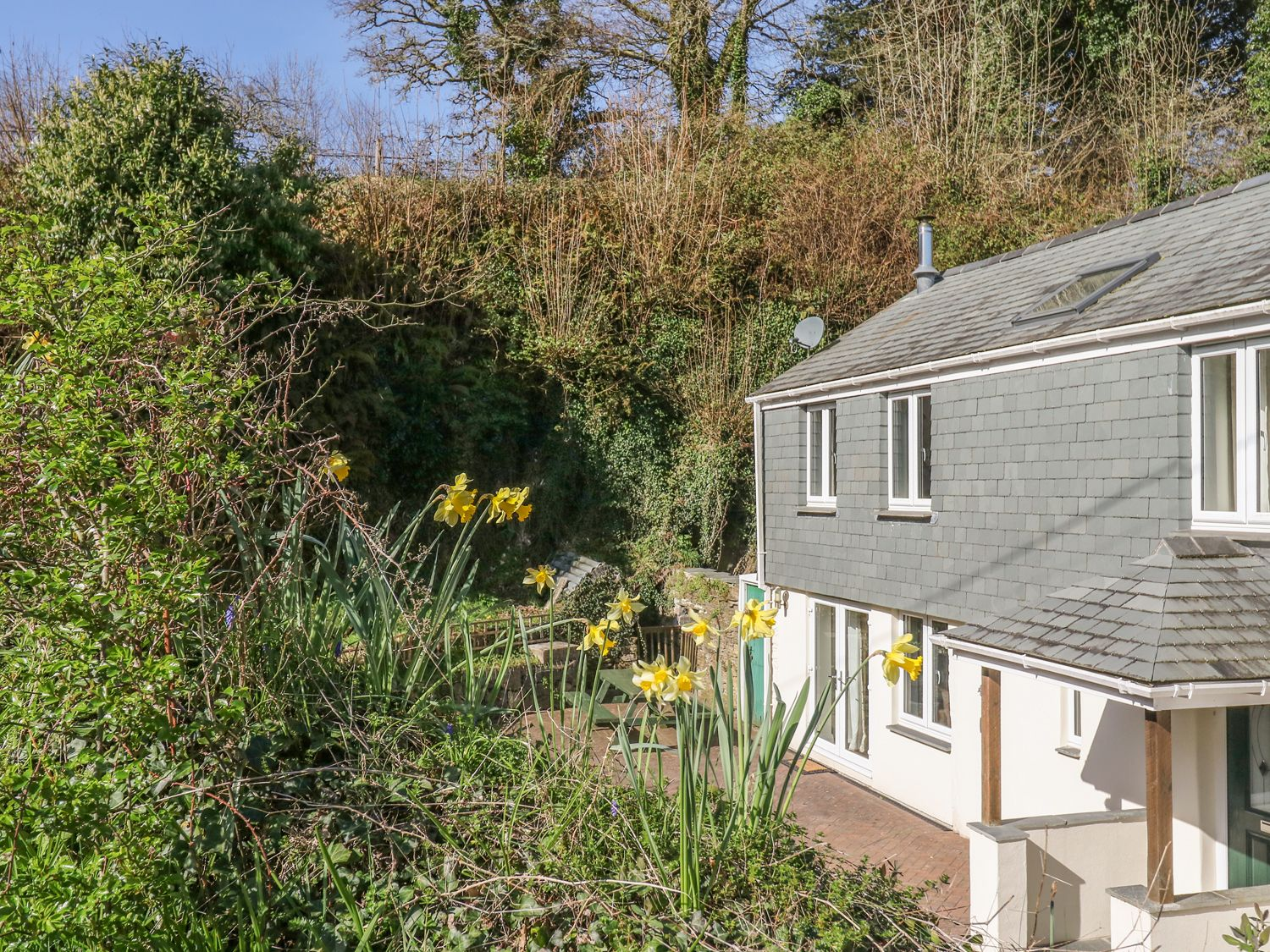 Lower Buttervilla Cottage - Cornwall - 967302 - photo 1