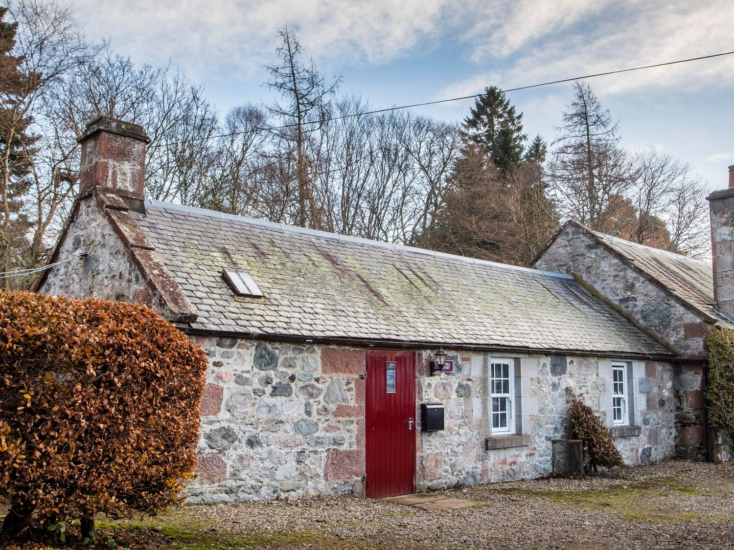 Rottal Bothy - Scottish Lowlands - 967381 - photo 1