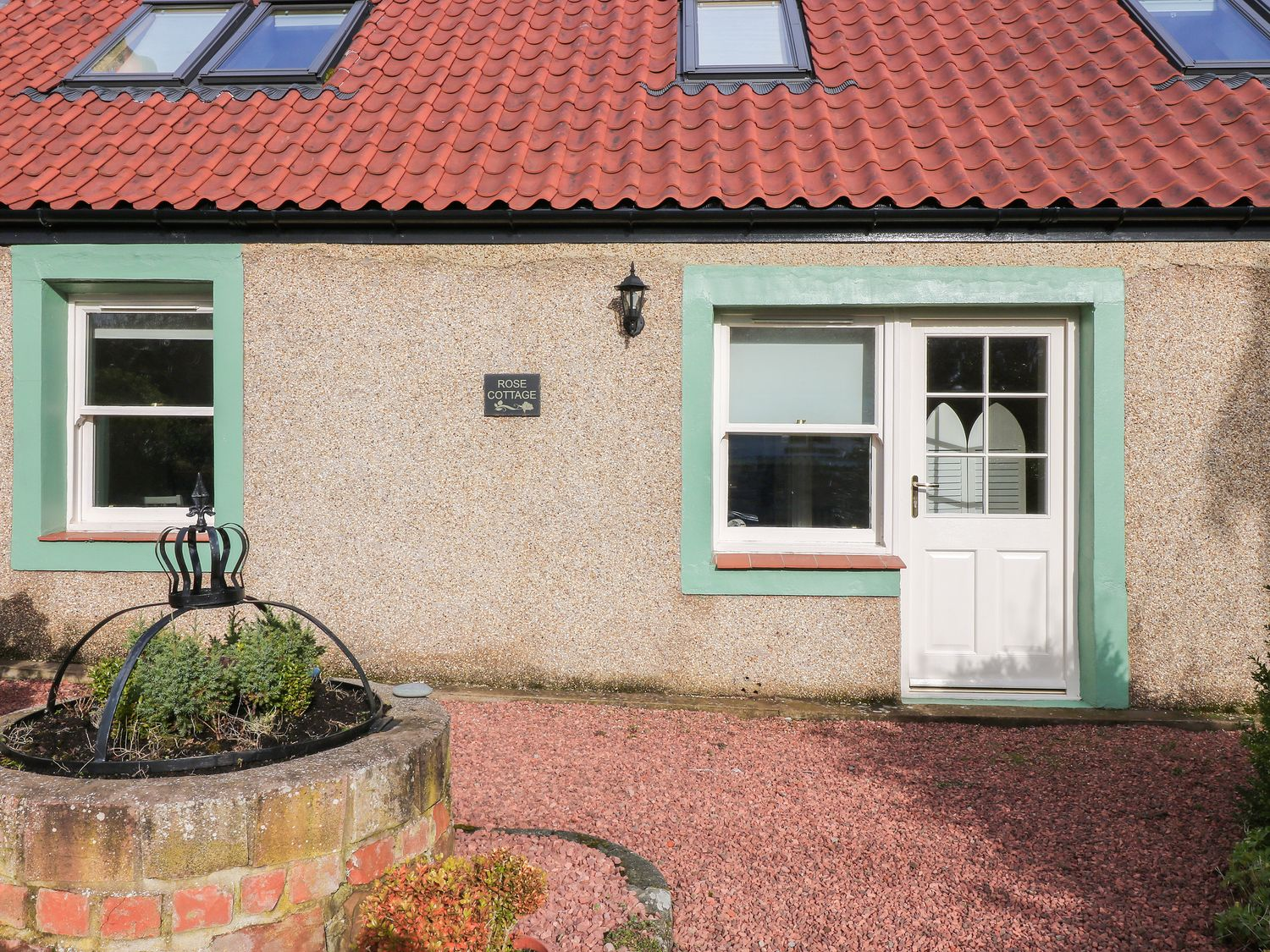 Rose Cottage - Scottish Lowlands - 968280 - photo 1