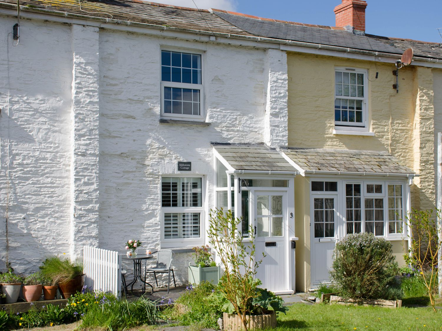 Eddystone Cottage - Cornwall - 968526 - photo 1