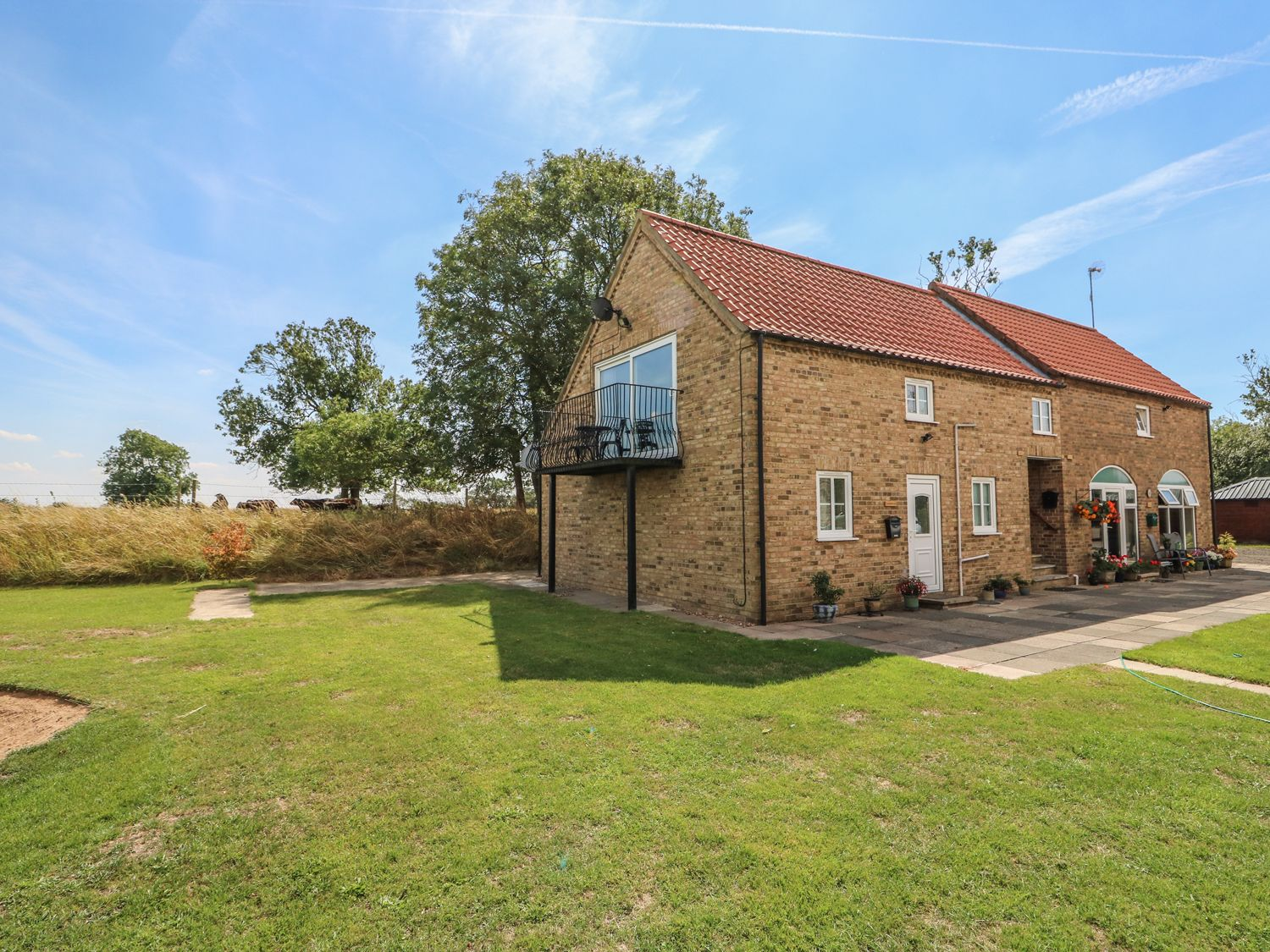 Abbey Cottage - Lincolnshire - 969184 - photo 1