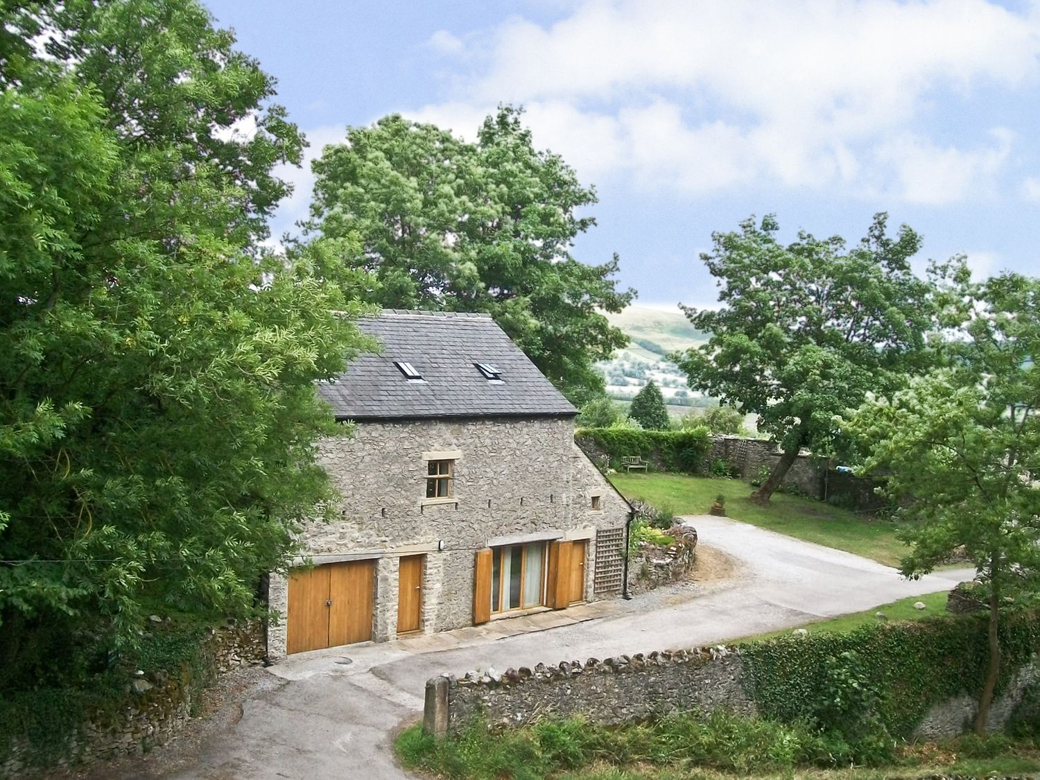 The Barn at Smalldale Hall - Peak District - 969611 - photo 1