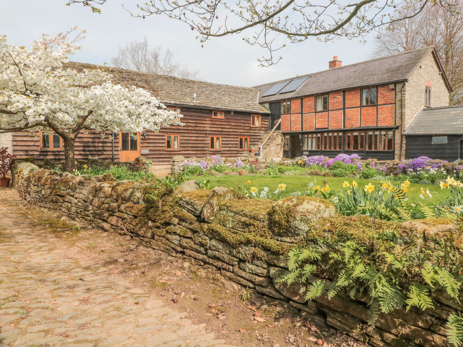 The Granary - Herefordshire - 971663 - photo 1