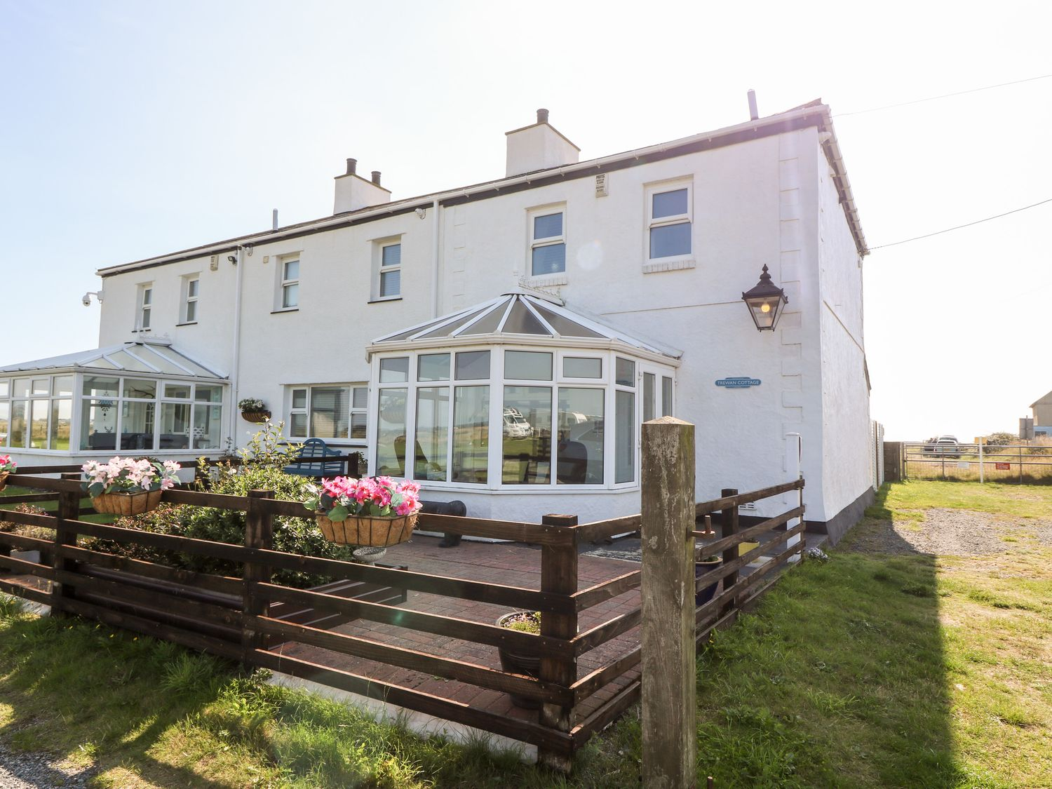 Trewan Cottage - Anglesey - 972176 - photo 1