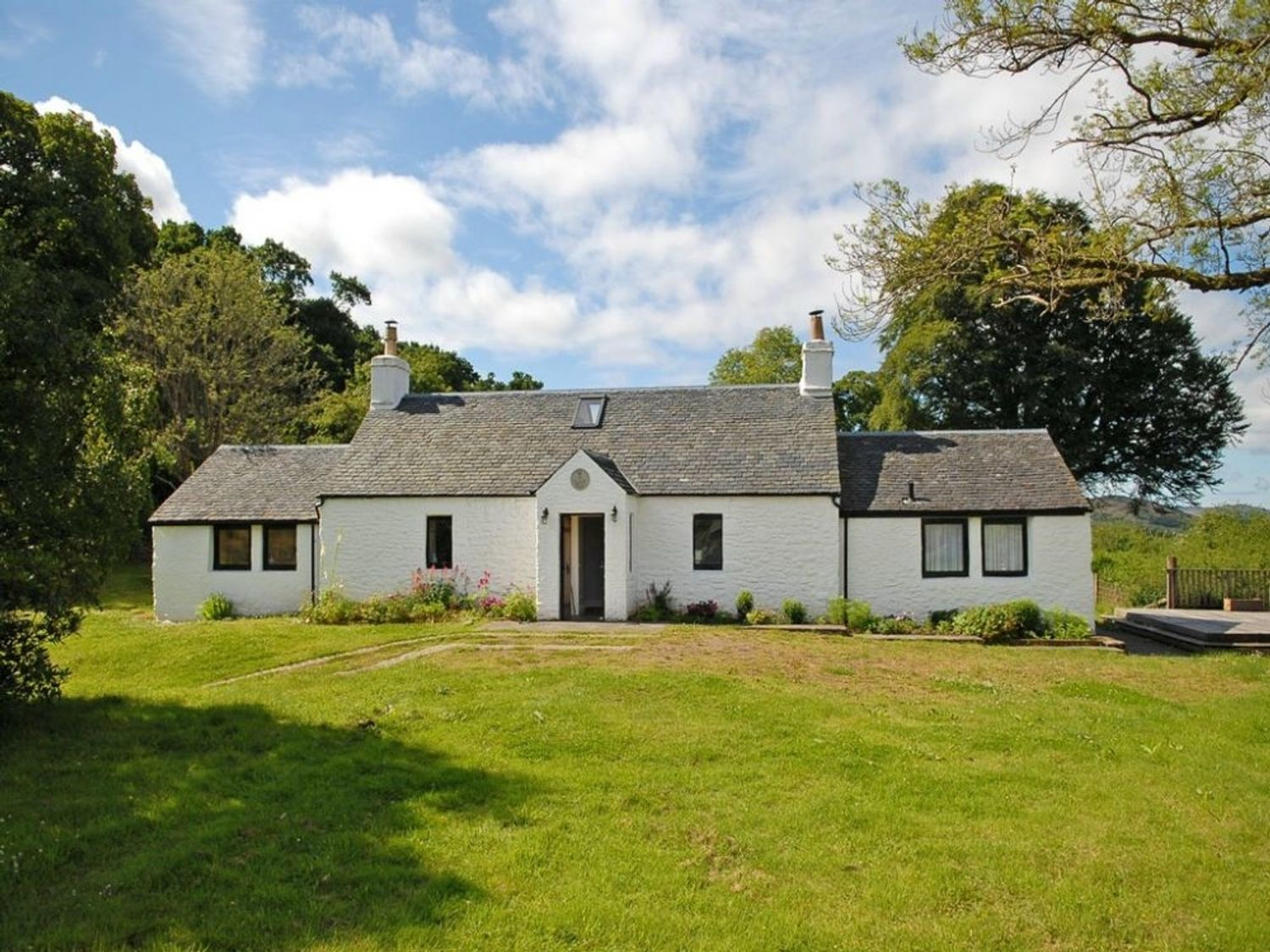 Lilybank Cottage - Scottish Highlands - 972517 - photo 1