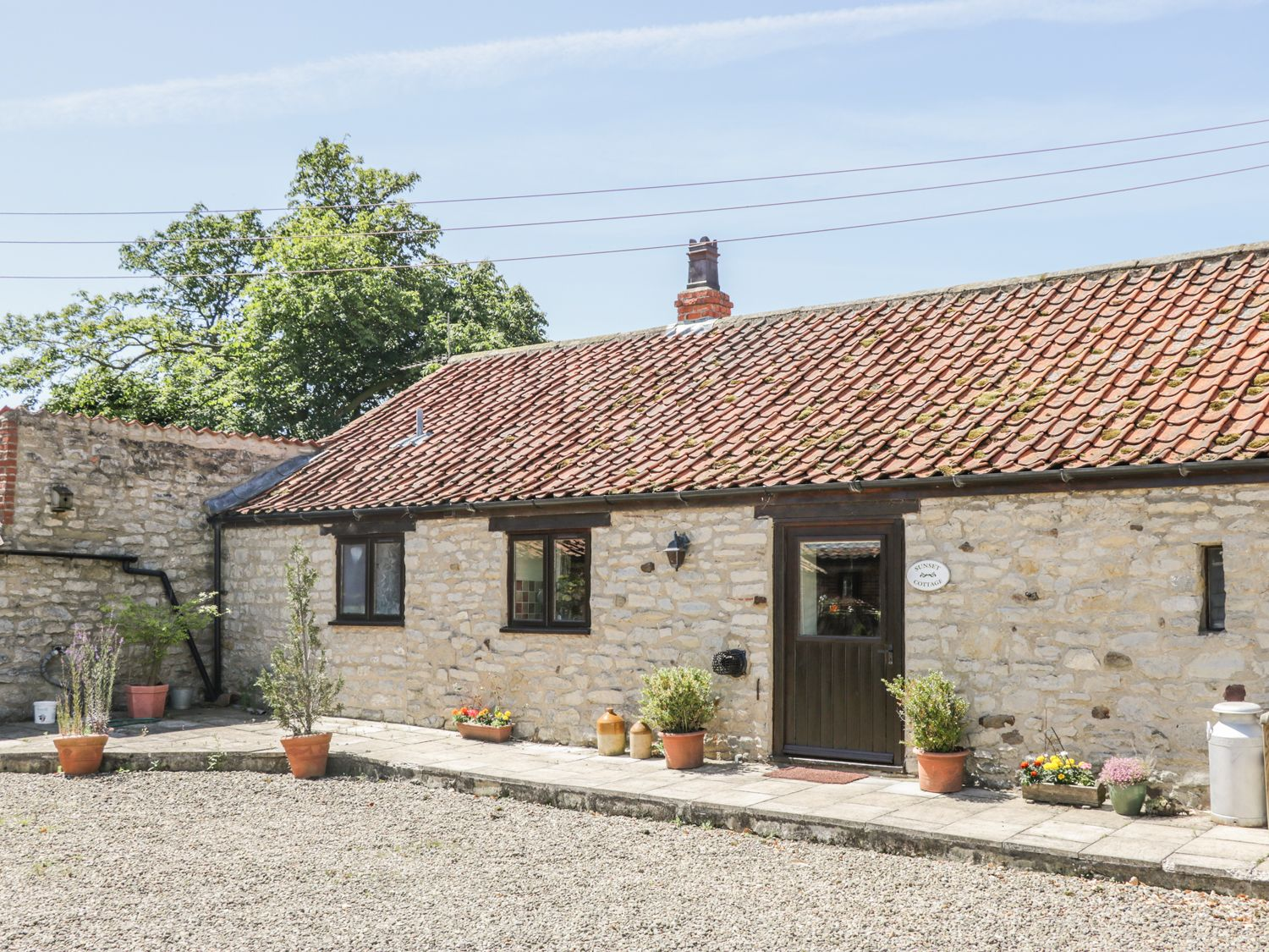 Sunset Cottage - North Yorkshire (incl. Whitby) - 974388 - photo 1