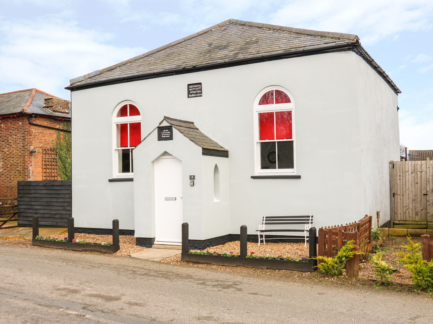 The Old Chapel - Norfolk - 974402 - photo 1