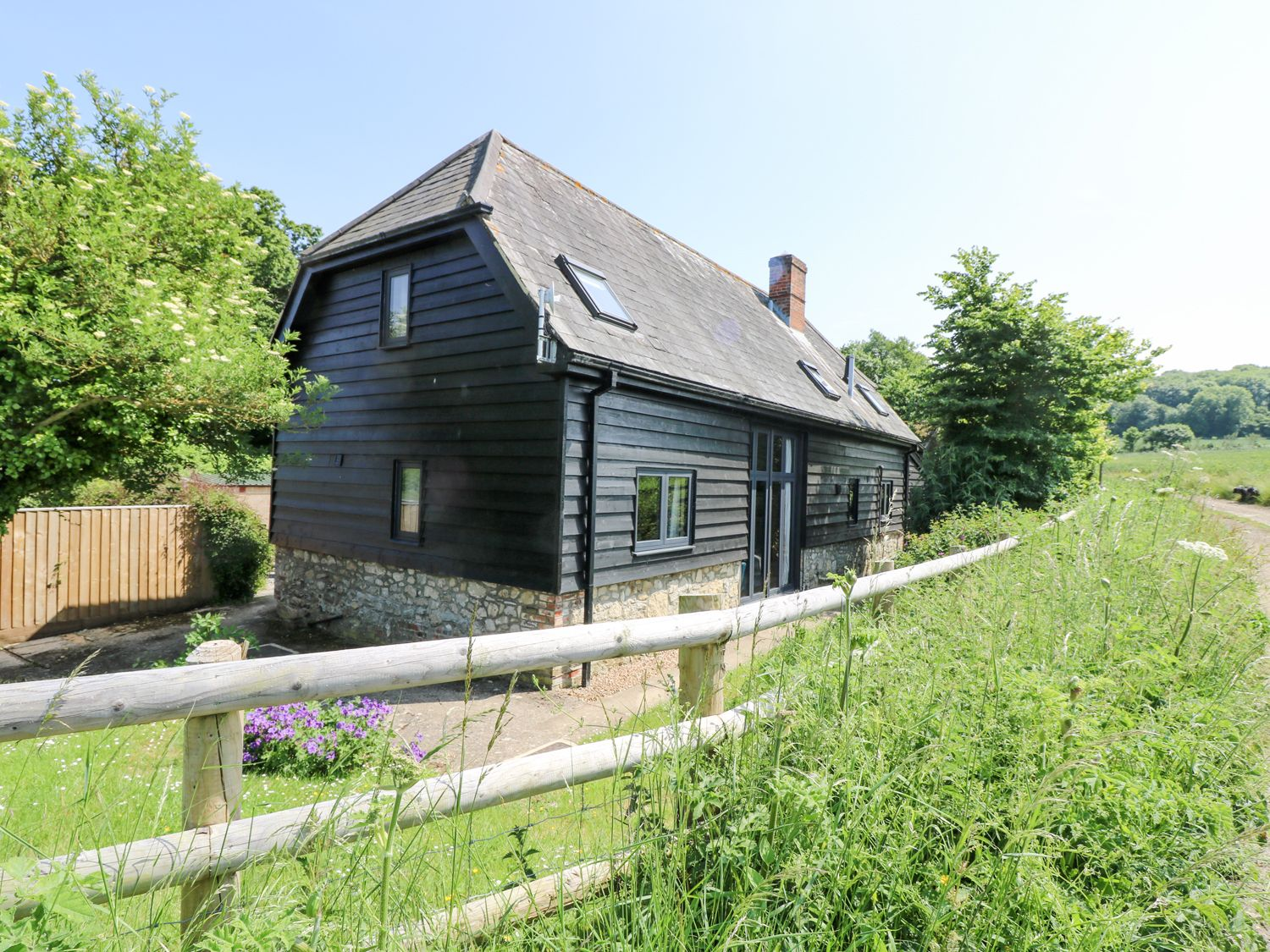 Little Duxmore Barn - Isle of Wight & Hampshire - 974434 - photo 1
