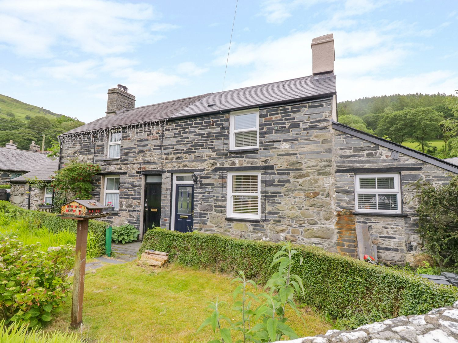 Arthur's Cottage - North Wales - 974436 - photo 1
