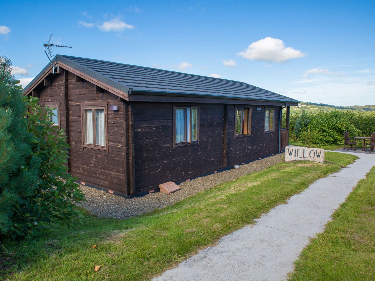 Willow Lodge - Cornwall - 974689 - photo 1