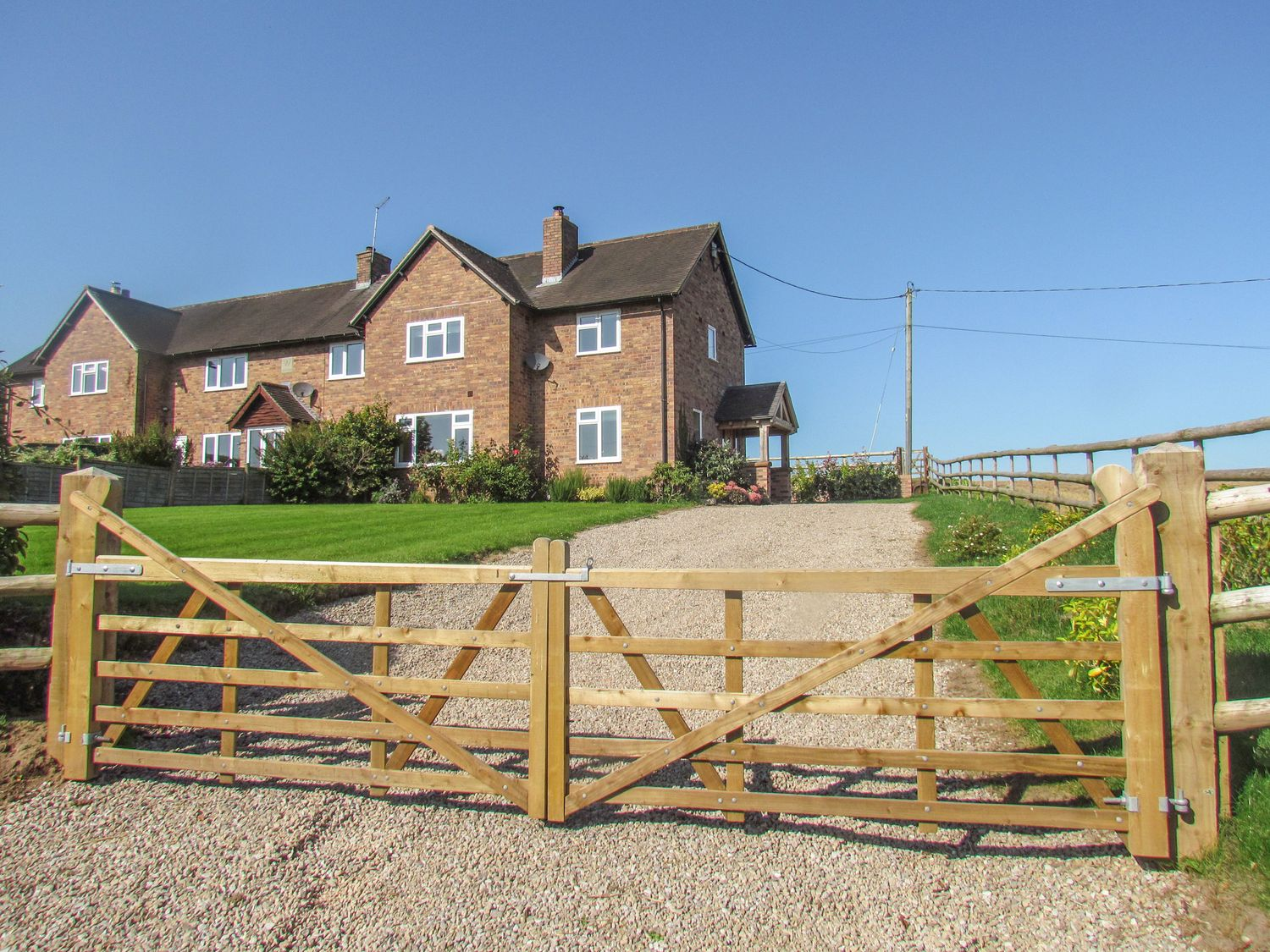 Big Hill Cottage - Shropshire - 975545 - photo 1