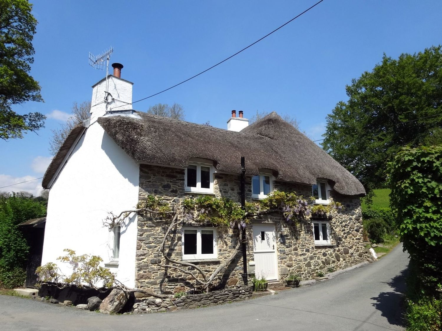 Cullaford Cottage, Scorriton, near Ashburton, Dartmoor, Devon