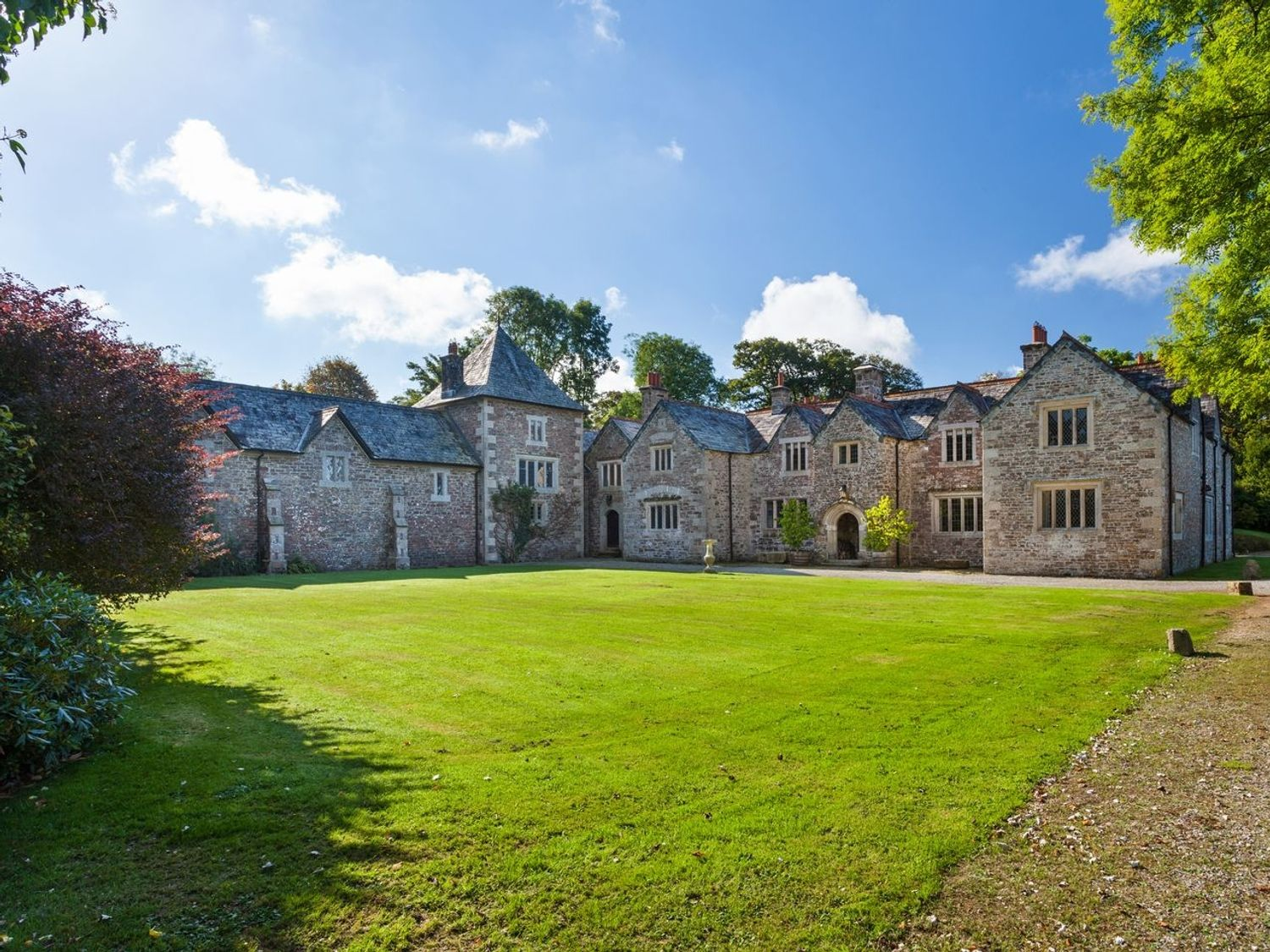 Great Bidlake Manor - Devon - 975845 - photo 1