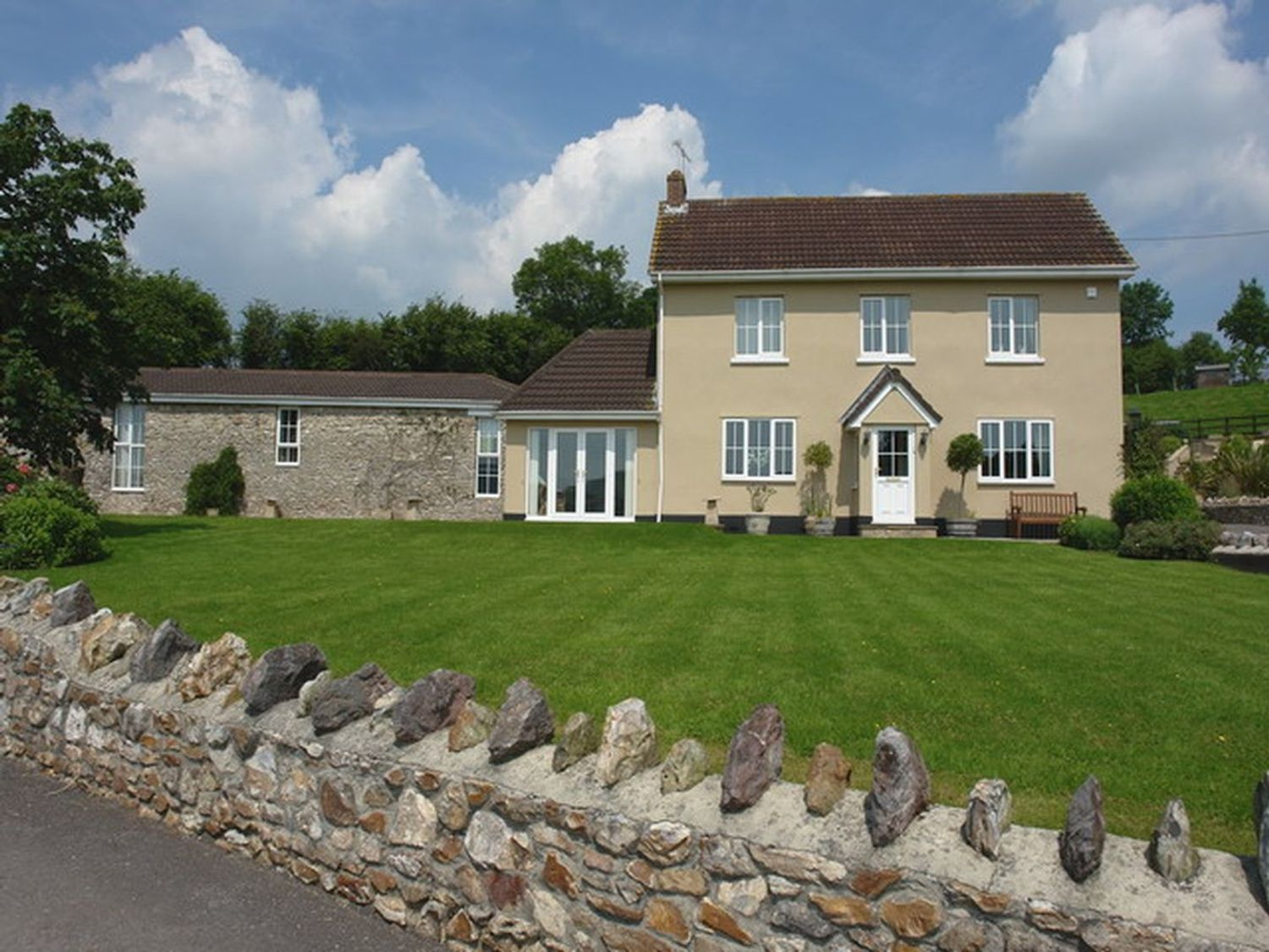Lower Wadden Farmhouse and Annexe - Devon - 976018 - photo 1