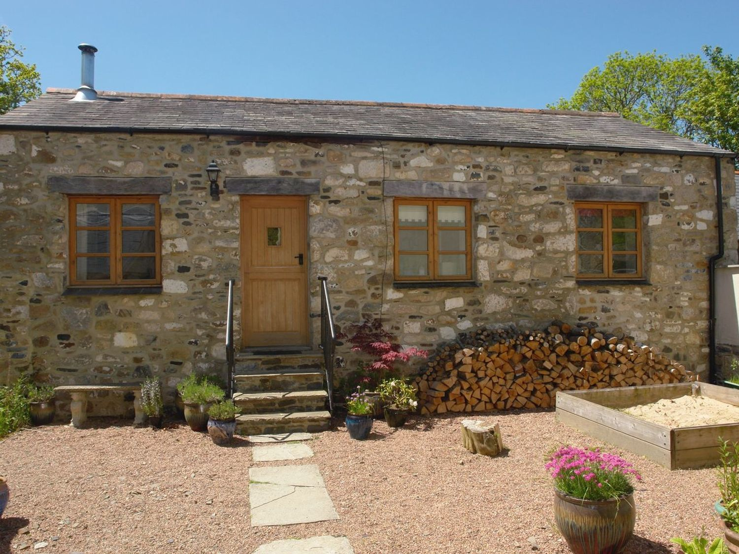 Mill House Barn - Devon - 976091 - photo 1