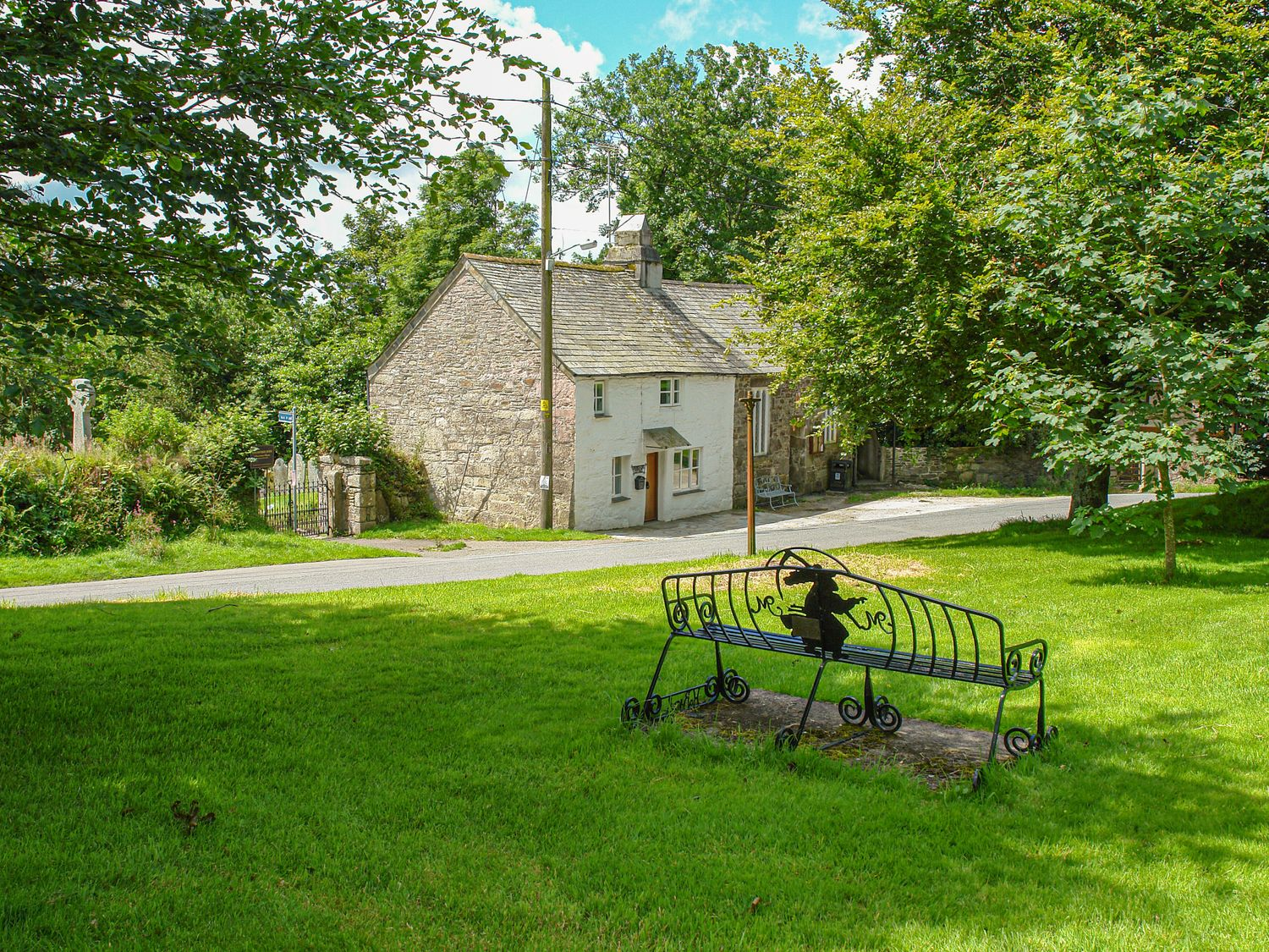 Churchgate Cottage - Cornwall - 976291 - photo 1