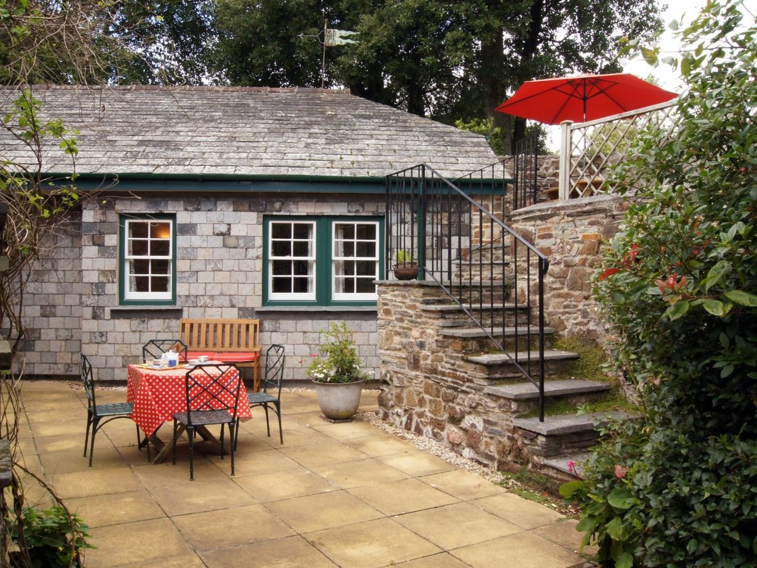 Grooms Cottage - Cornwall - 976332 - photo 1